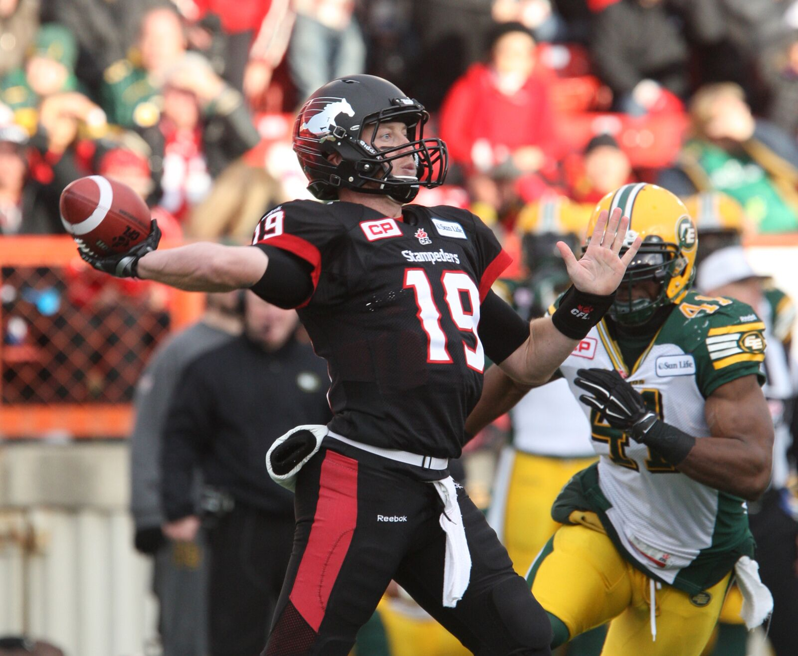 CFL fantasy football: Draftkings preview for Week 15