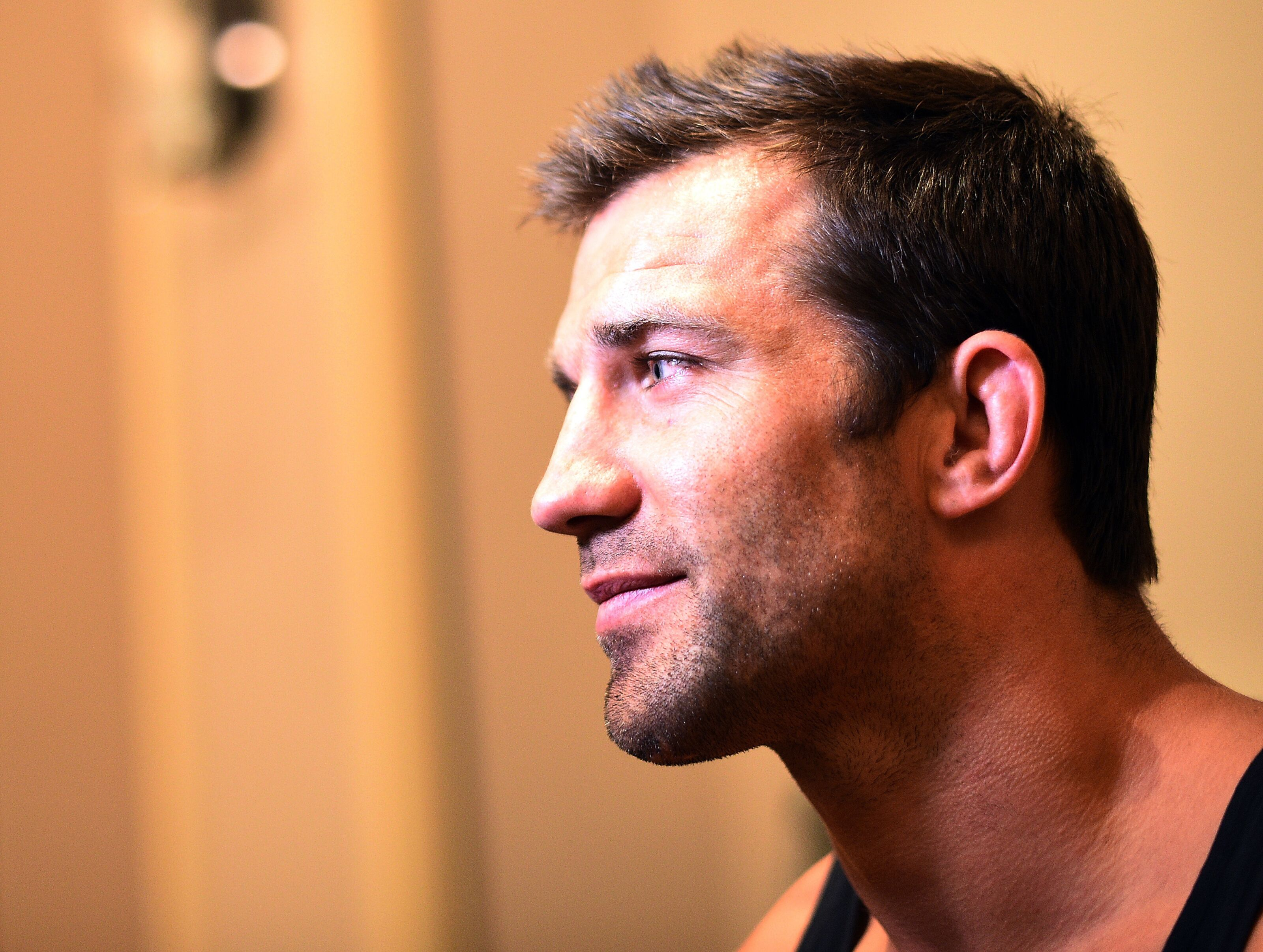 Luke Rockhold looks beyond MMA for a new opportunity