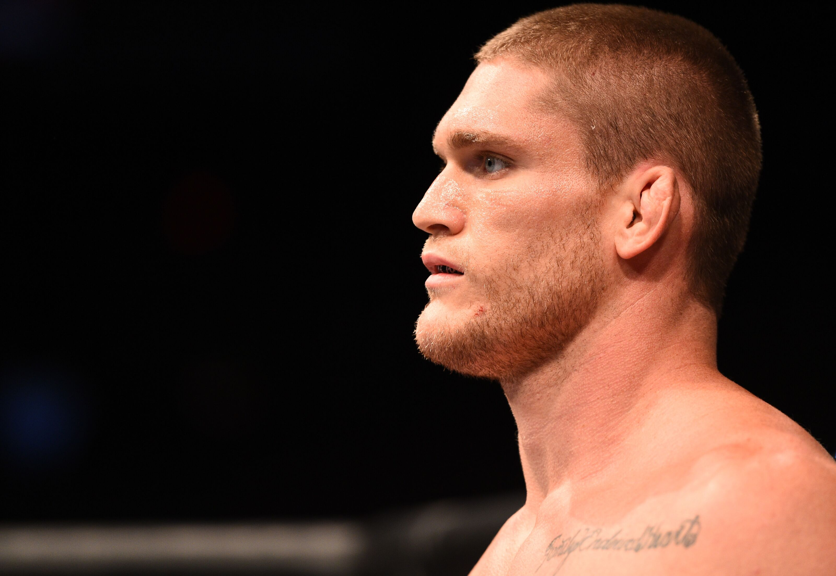 Todd Duffee to return to the Octagon for the first time since 2015