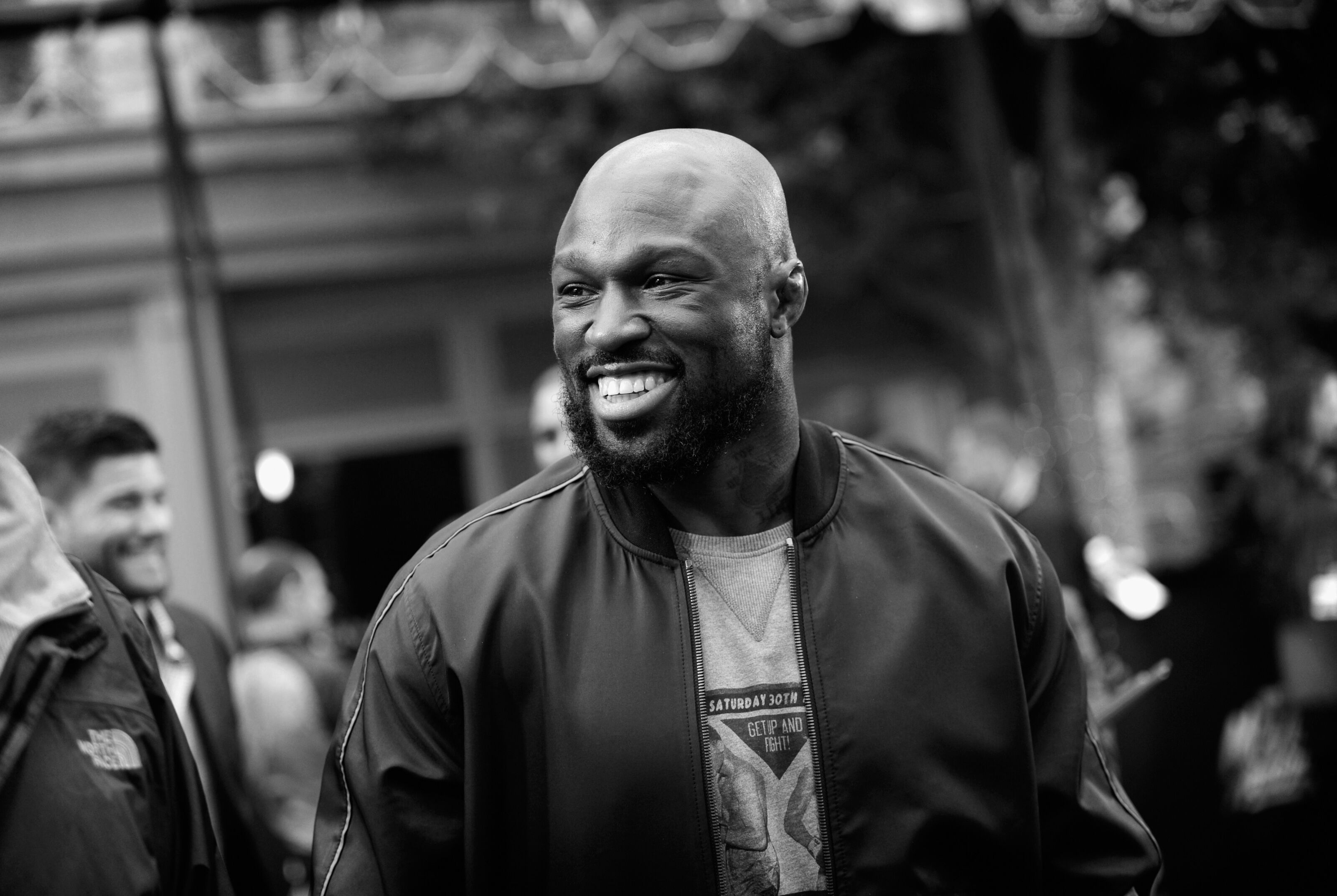 """Muhammed """"King Mo"""" Lawal plans to retire in 2019"""