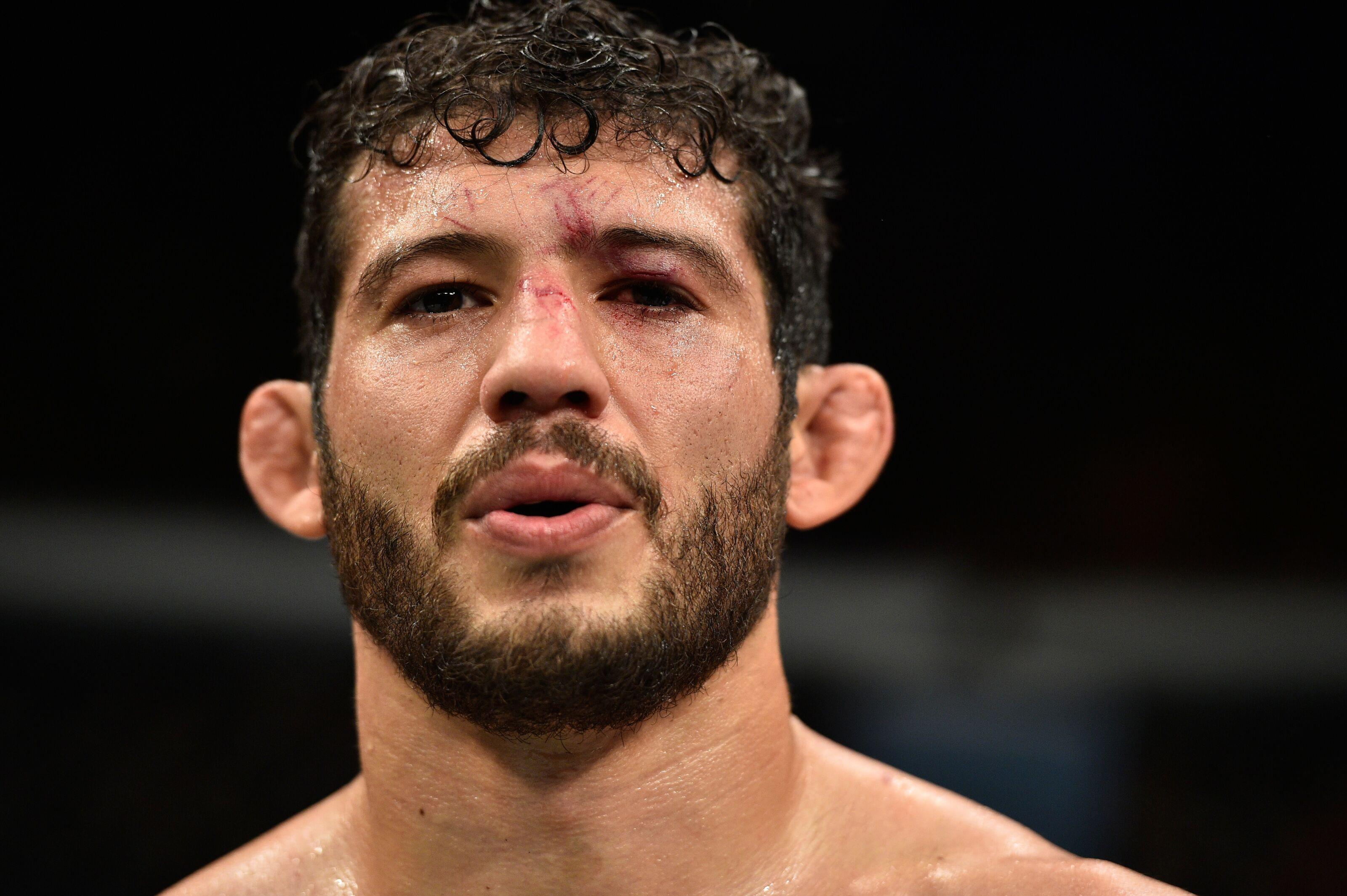 Gilbert Melendez vs. Arnold Allen official for UFC 239