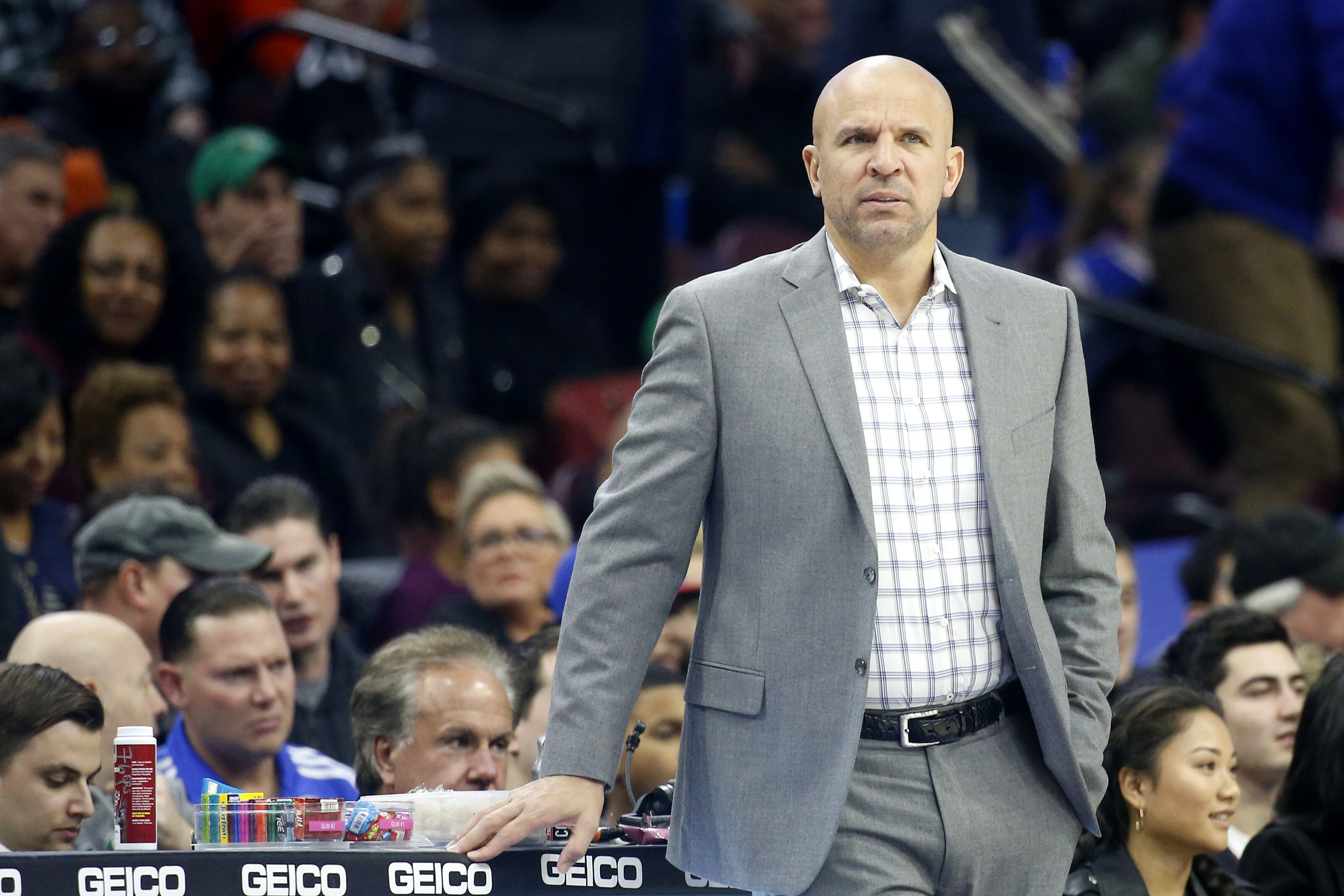 Could Jason Kidd be the answer at coach for the Lakers?