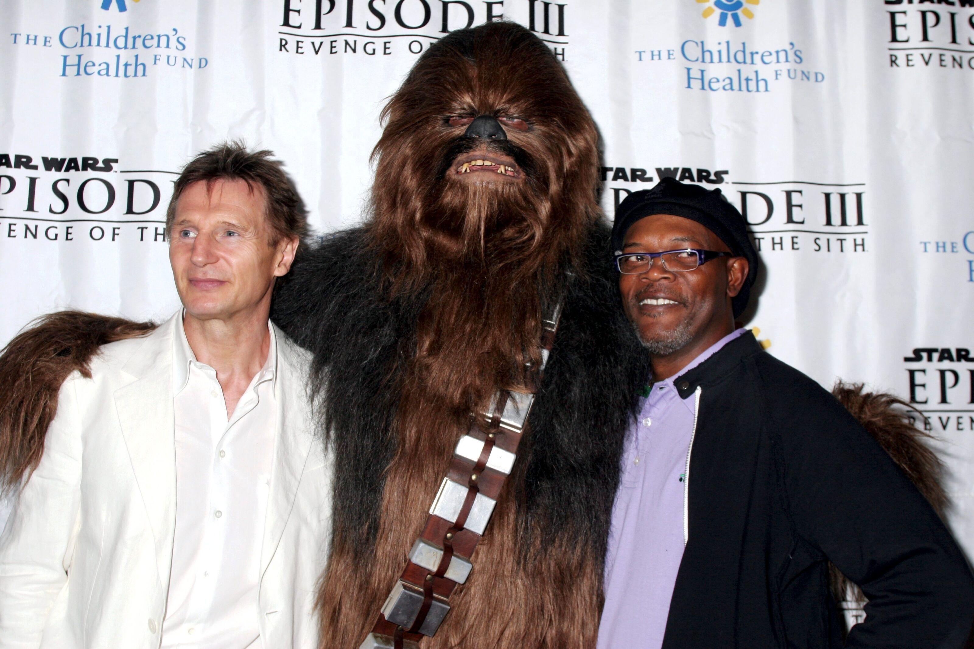 Samuel L. Jackson wants to bring Mace Windu back to Star Wars universe