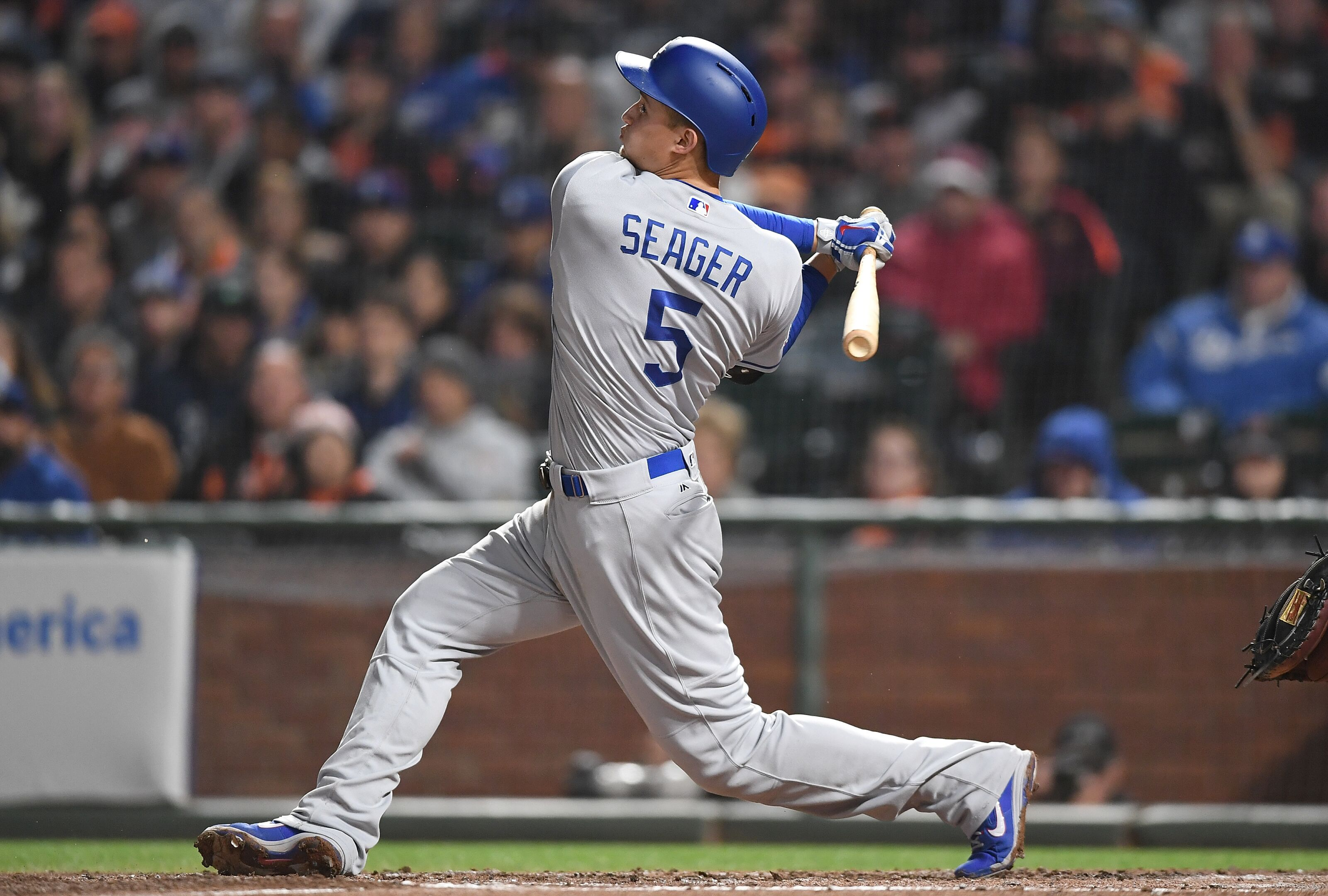 Corey Seager can be placed high on your 2019 fantasy draft board