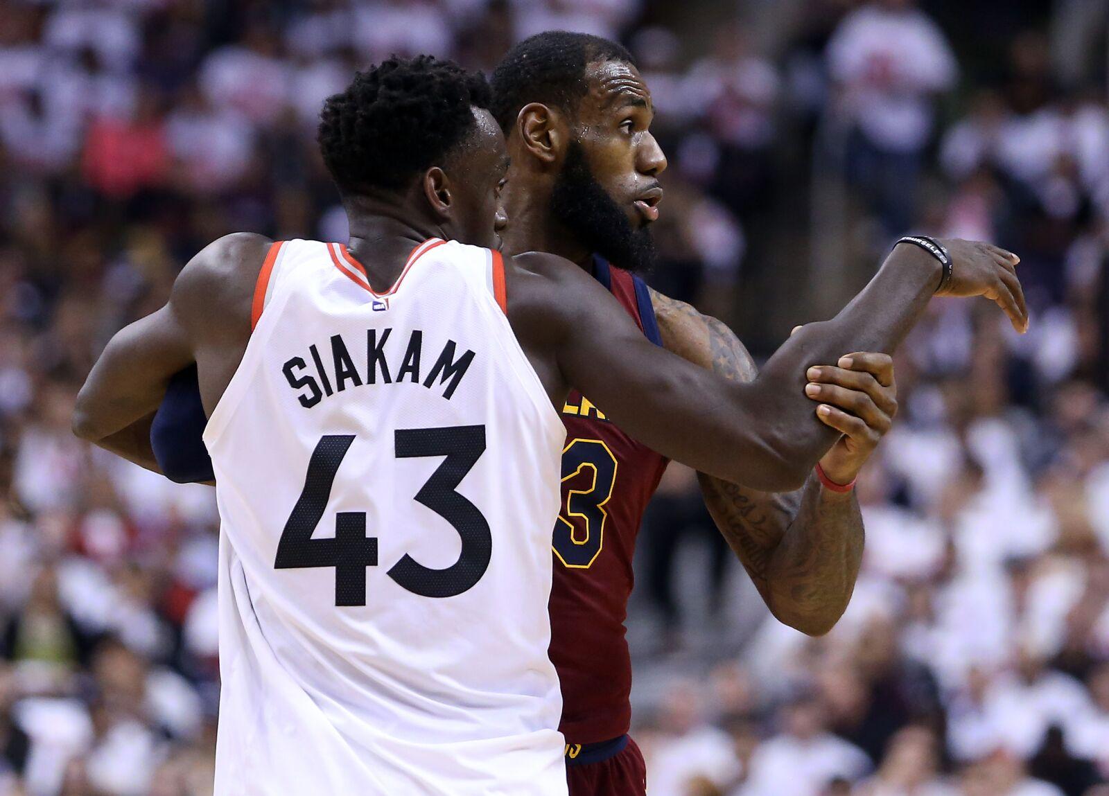 The Raptors' defensive upside hinges on Pascal Siakam