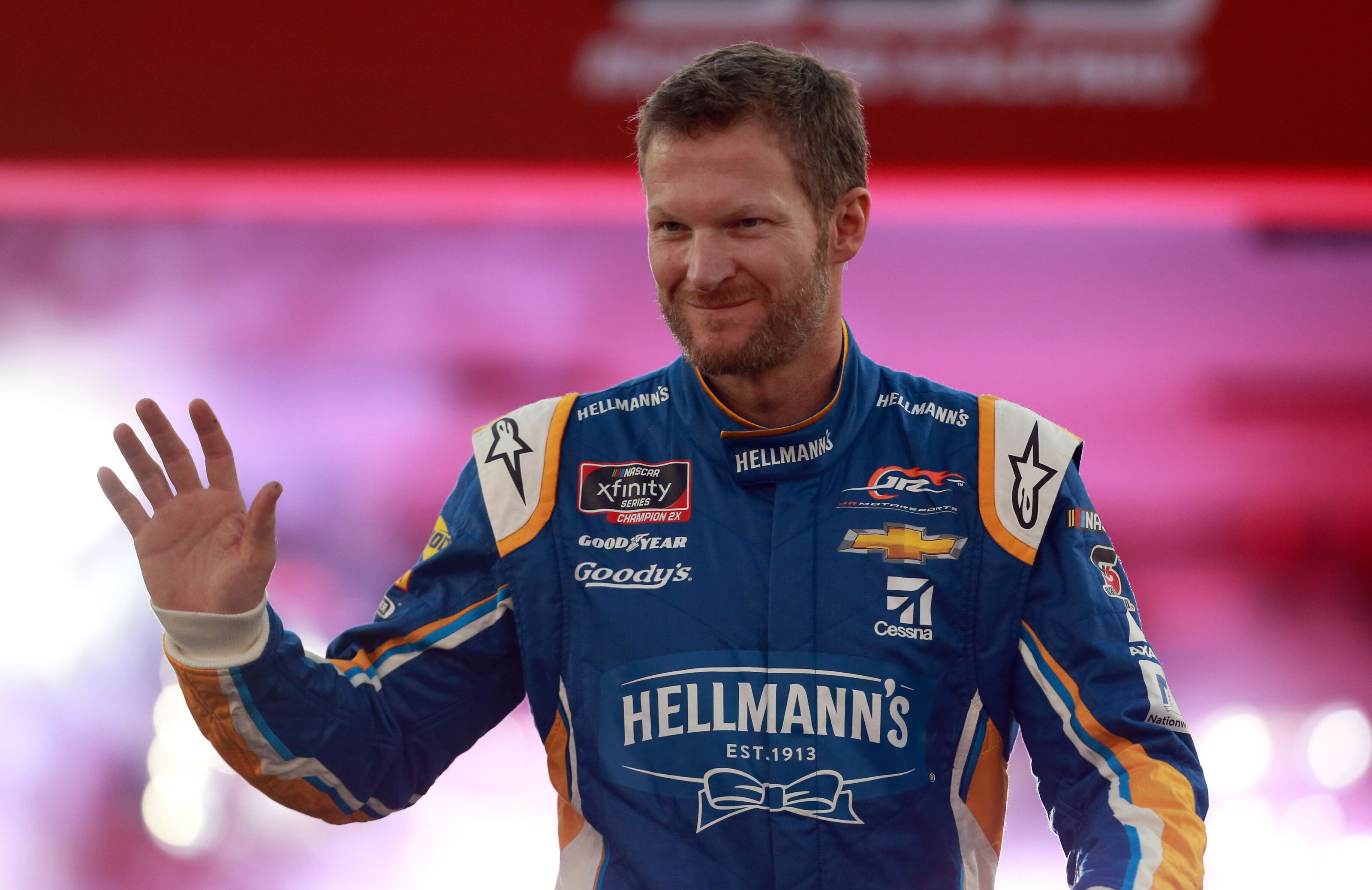 Dale Earnhardt Jr recalls when he knew it was time to retire from NASCAR