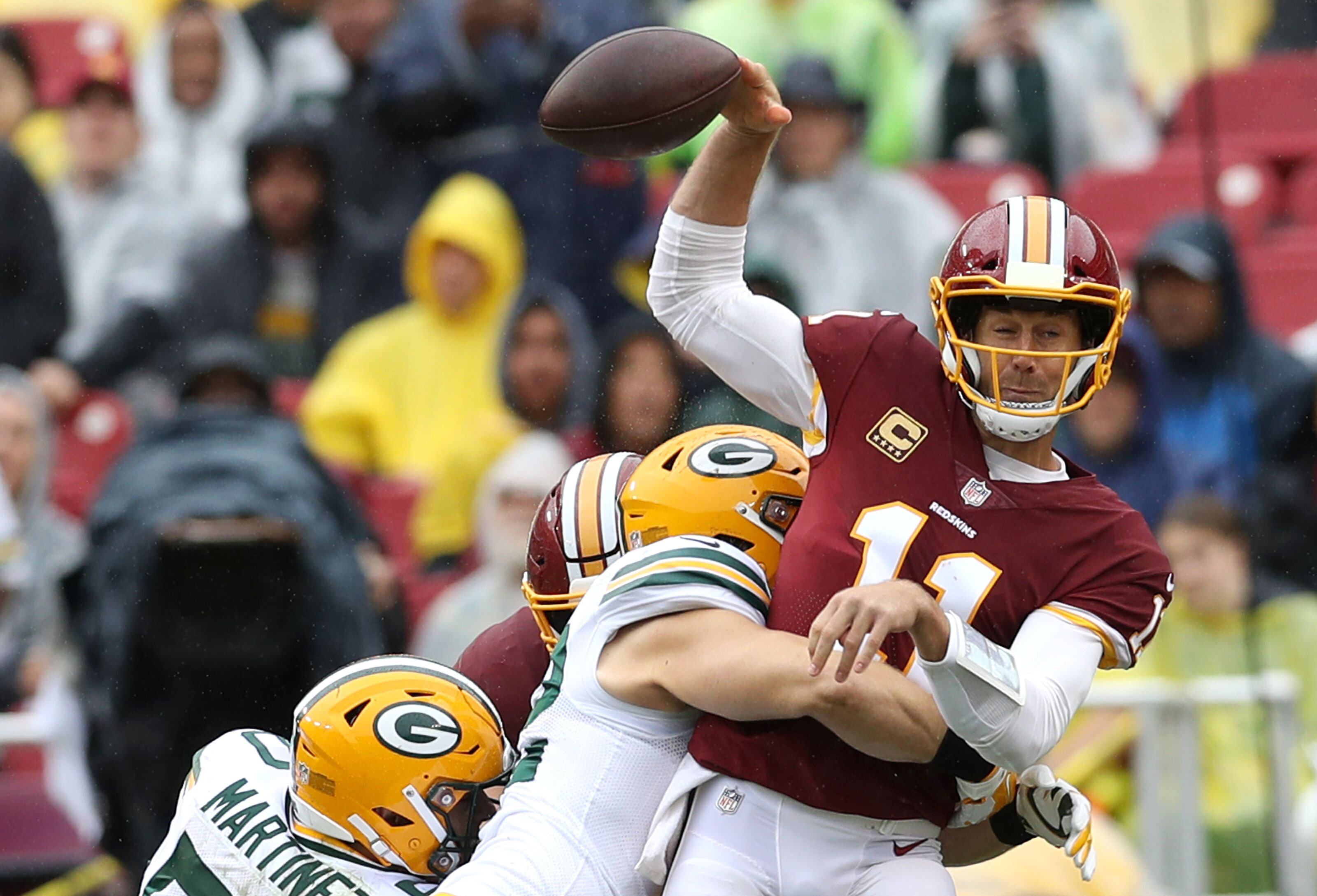What did Clay Matthews say about that hit on Alex Smith  43c394b94