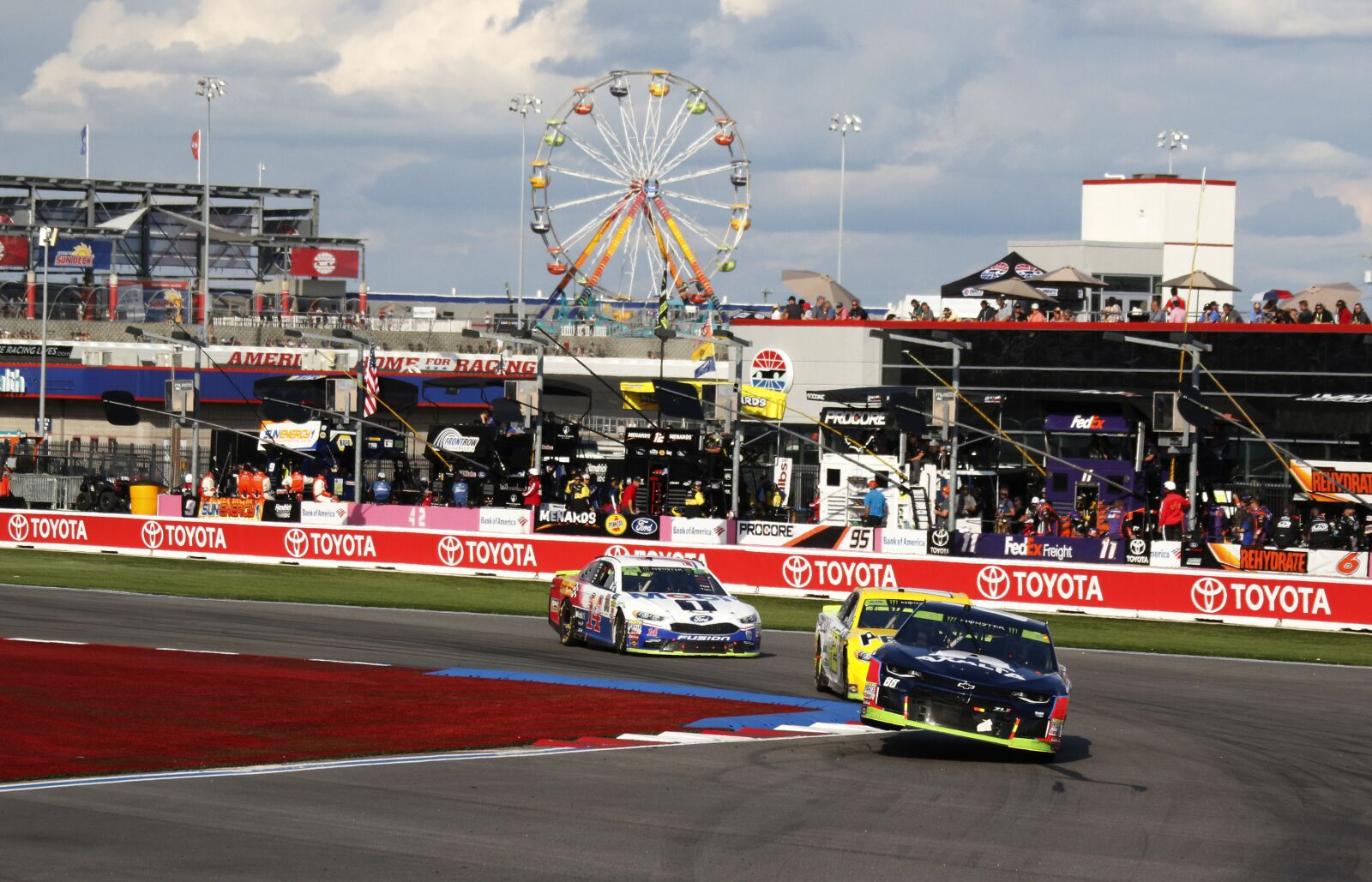 More NASCAR ROVAL races at other tracks? Marcus Smith says no