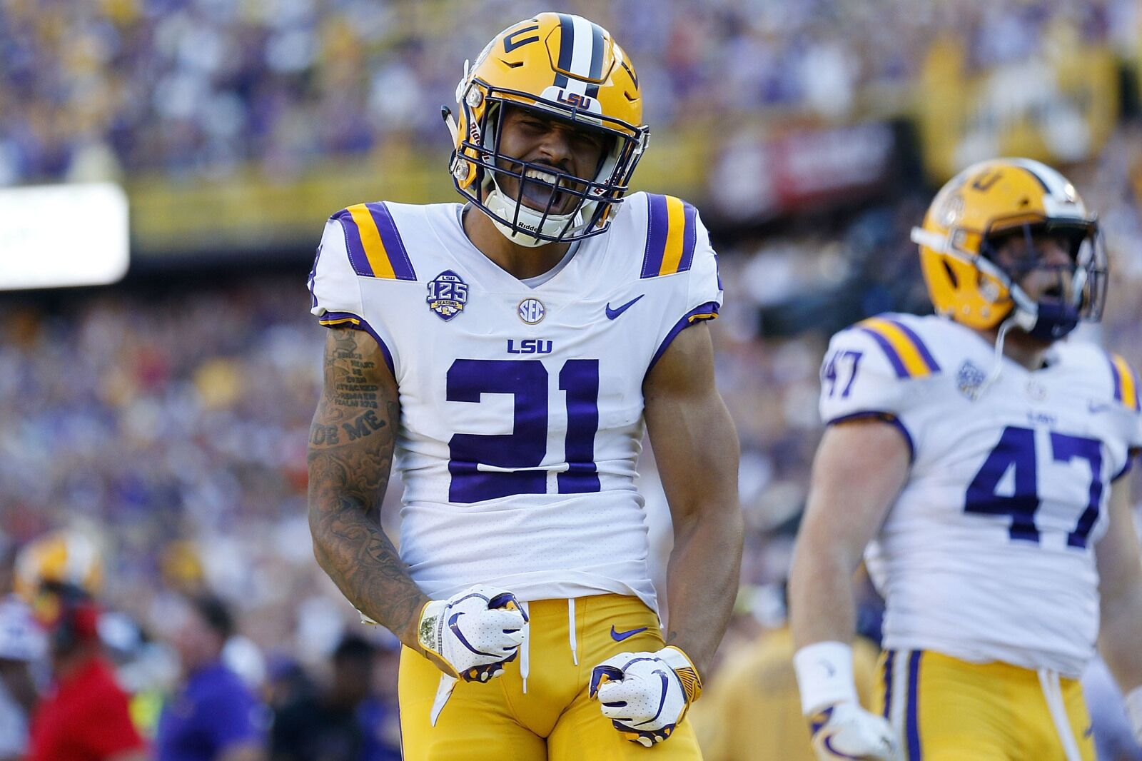 a947ef826 College football Week 7  Winners (LSU) and losers (Auburn)