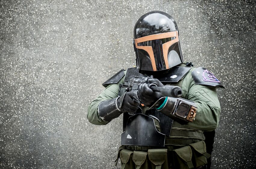 Star Wars live-action TV show is called The Mandalorian