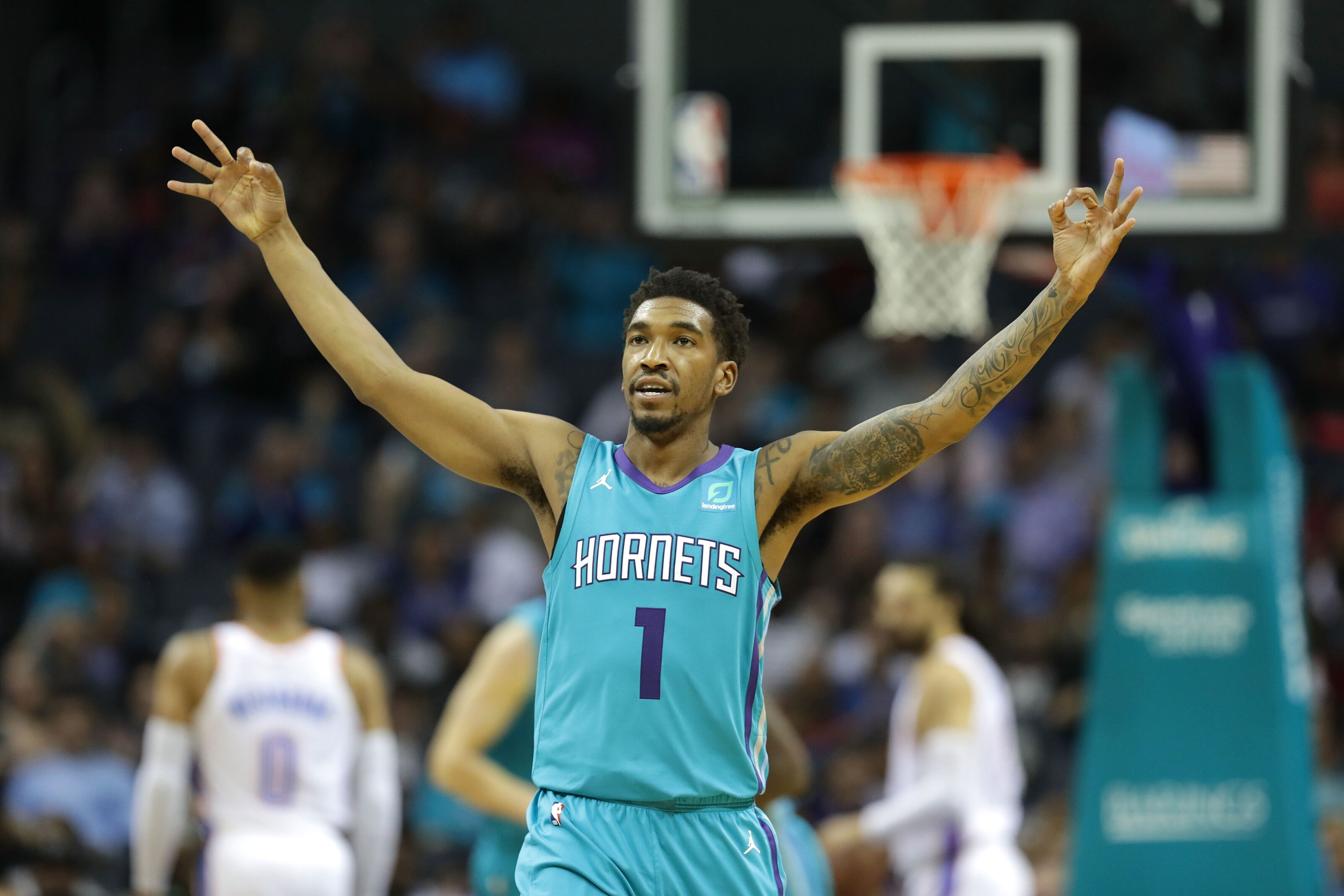 The Whiteboard  The Charlotte Hornets need to let Malik Monk play 7f5d80685