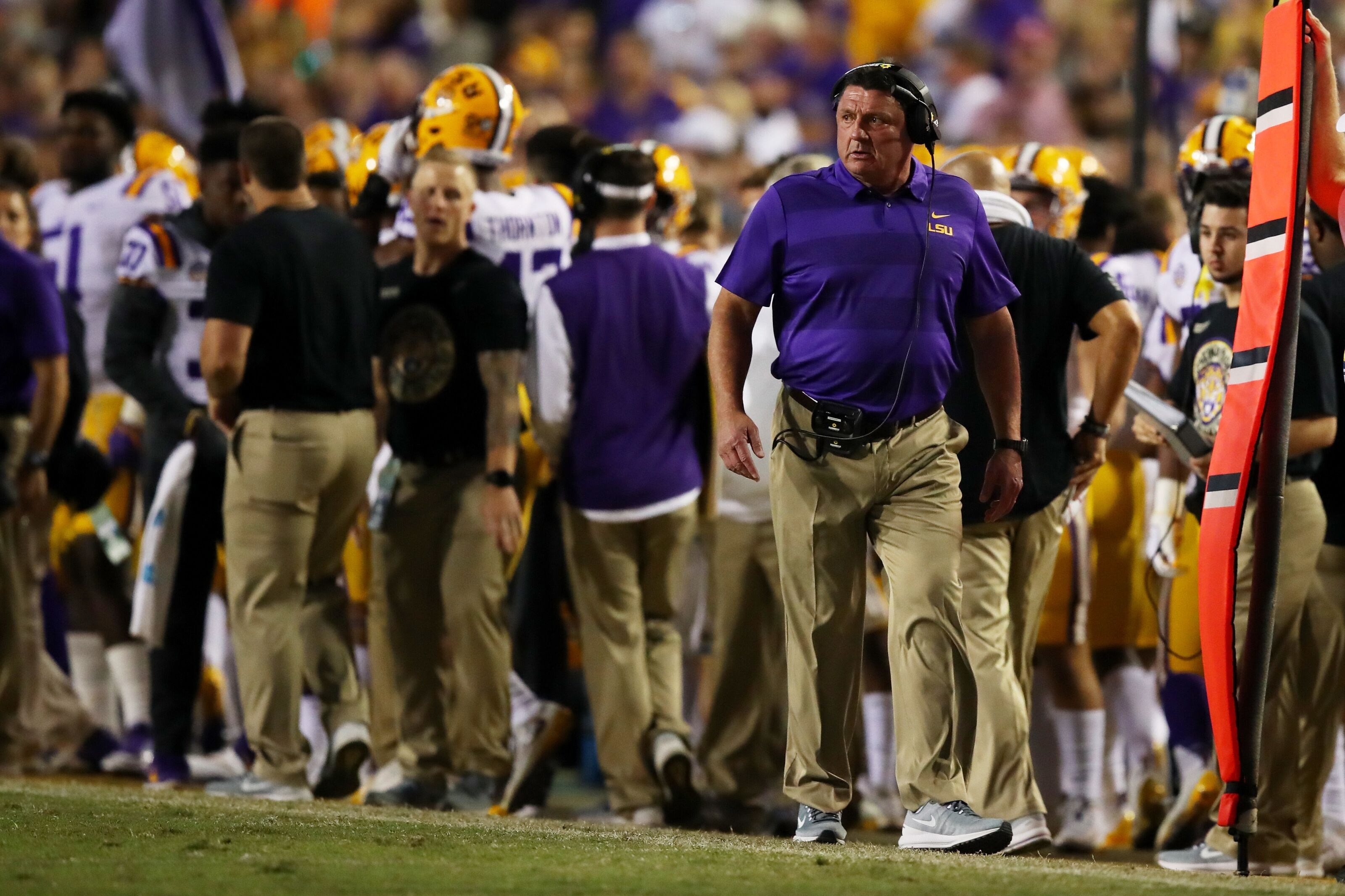 LSU football schedule 2019: Game-by-game predictions
