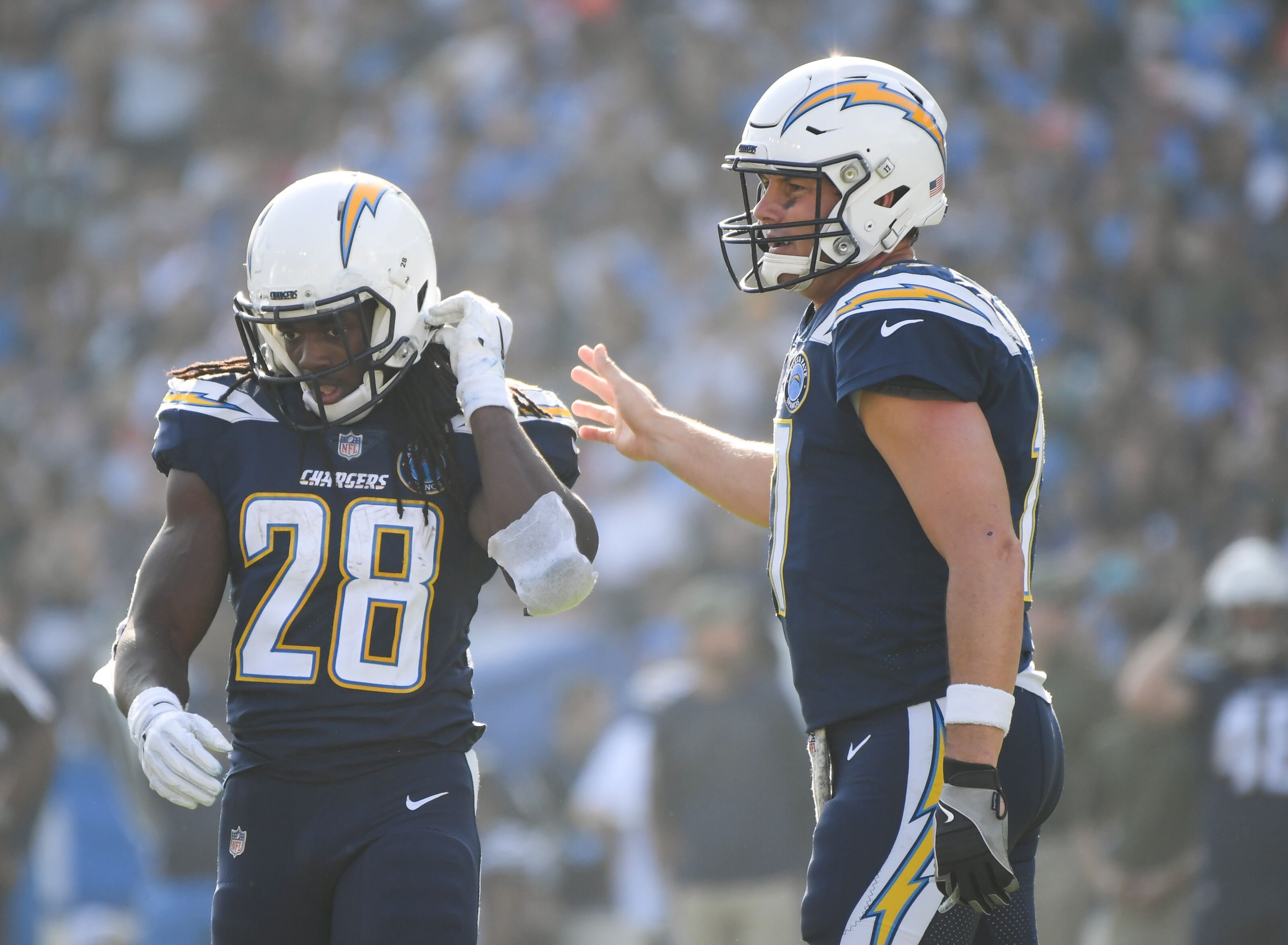 One dumb play call doomed the Chargers, and everyone should be ashamed