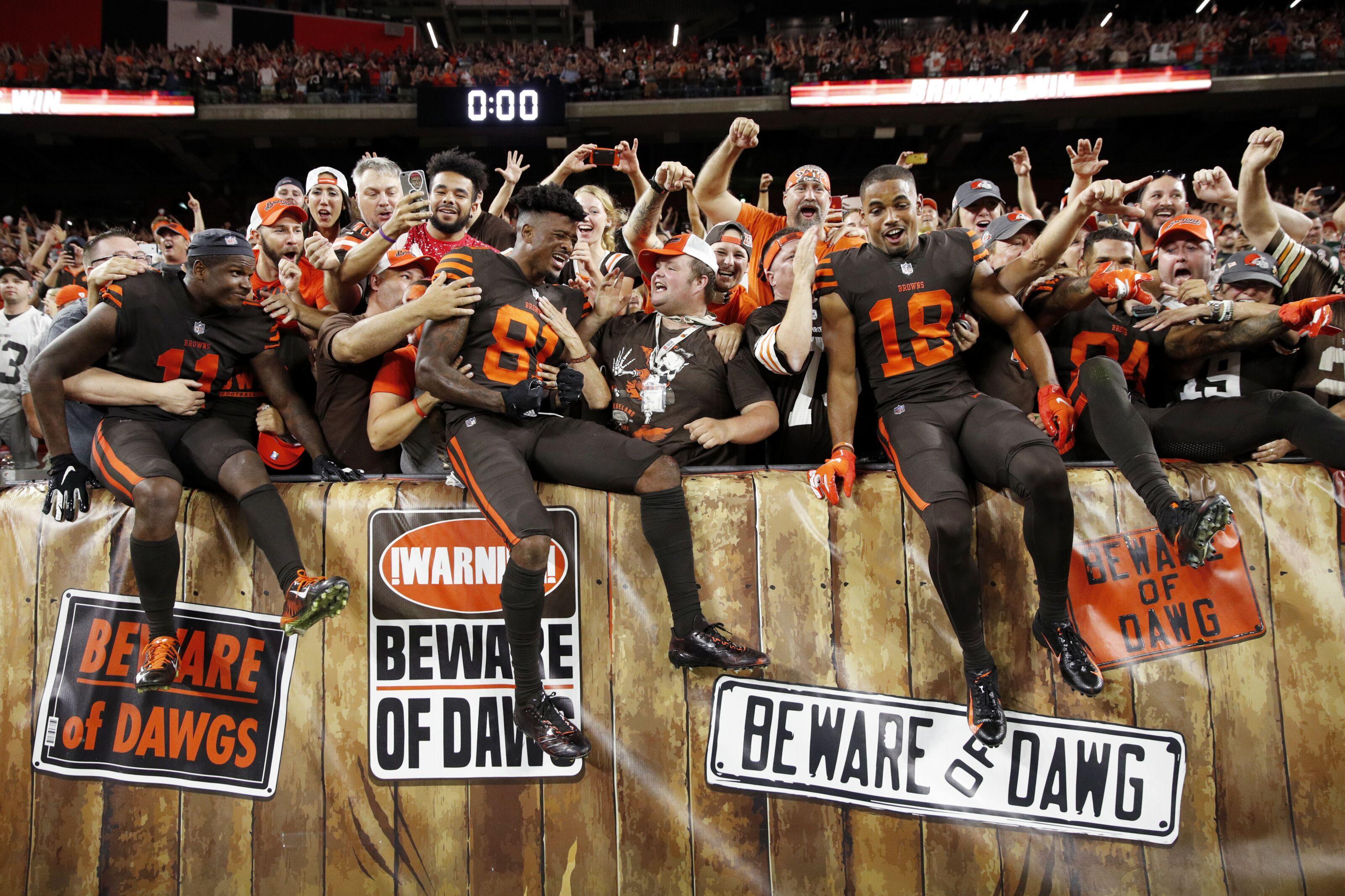 b1642ae8c Cleveland Browns Fan Rankings - Best Fans Cleveland Browns - Fandom 250