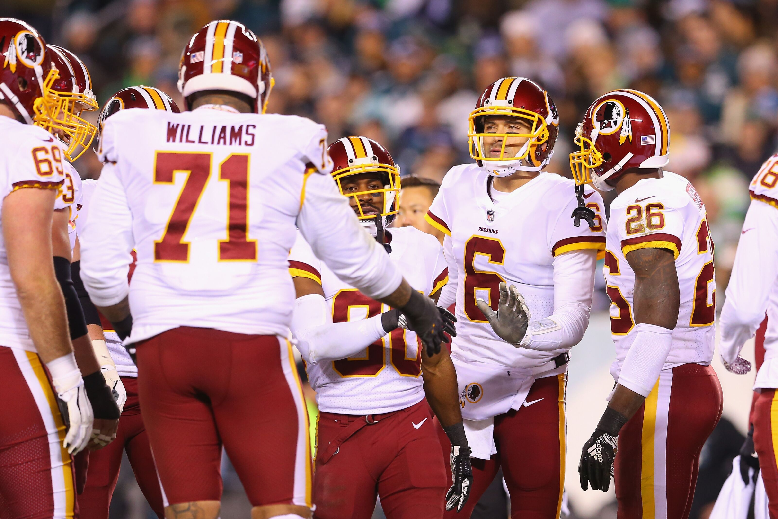 Redskins show why backup quarterbacks are necessities