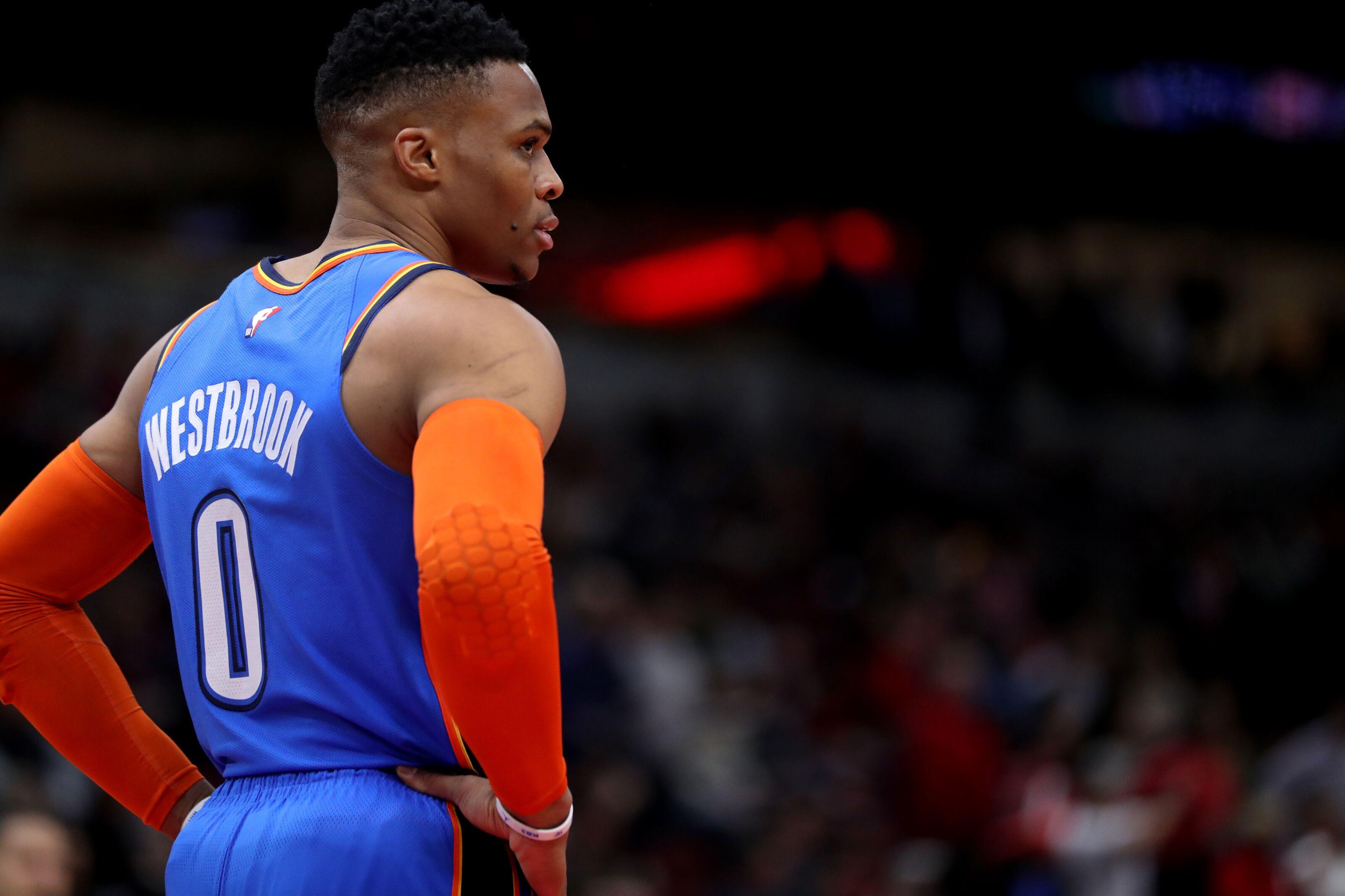 9ce6d778471a NBA Playoffs 2019  A final referendum on Russell Westbrook