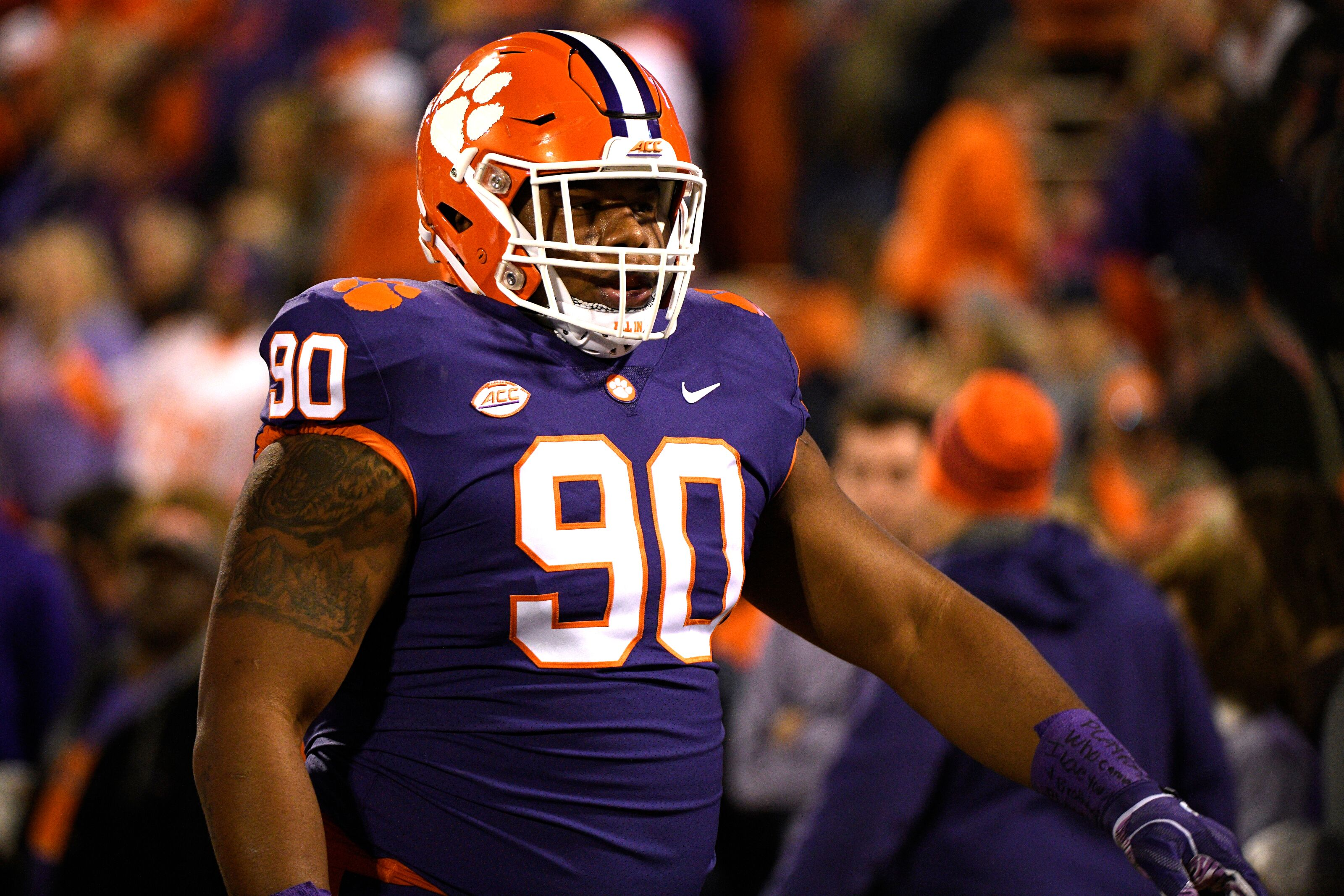 Can Clemson overcome loss of Dexter Lawrence vs. Alabama?