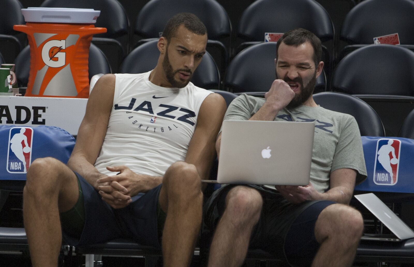 Rudy Gobert lets us know it's okay to be a 'cat guy'