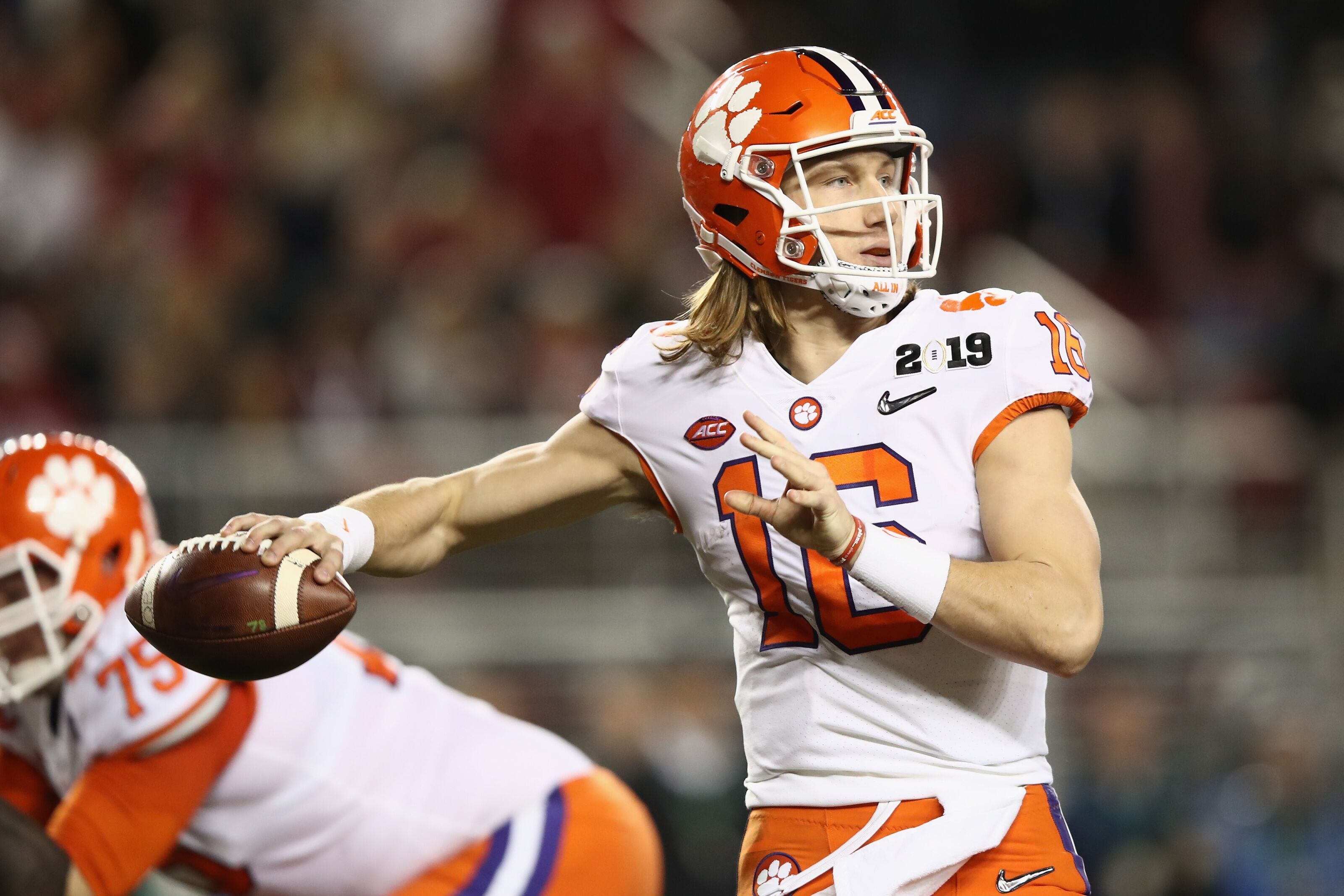 How many NFL teams would take Trevor Lawrence right now  14c3862f6
