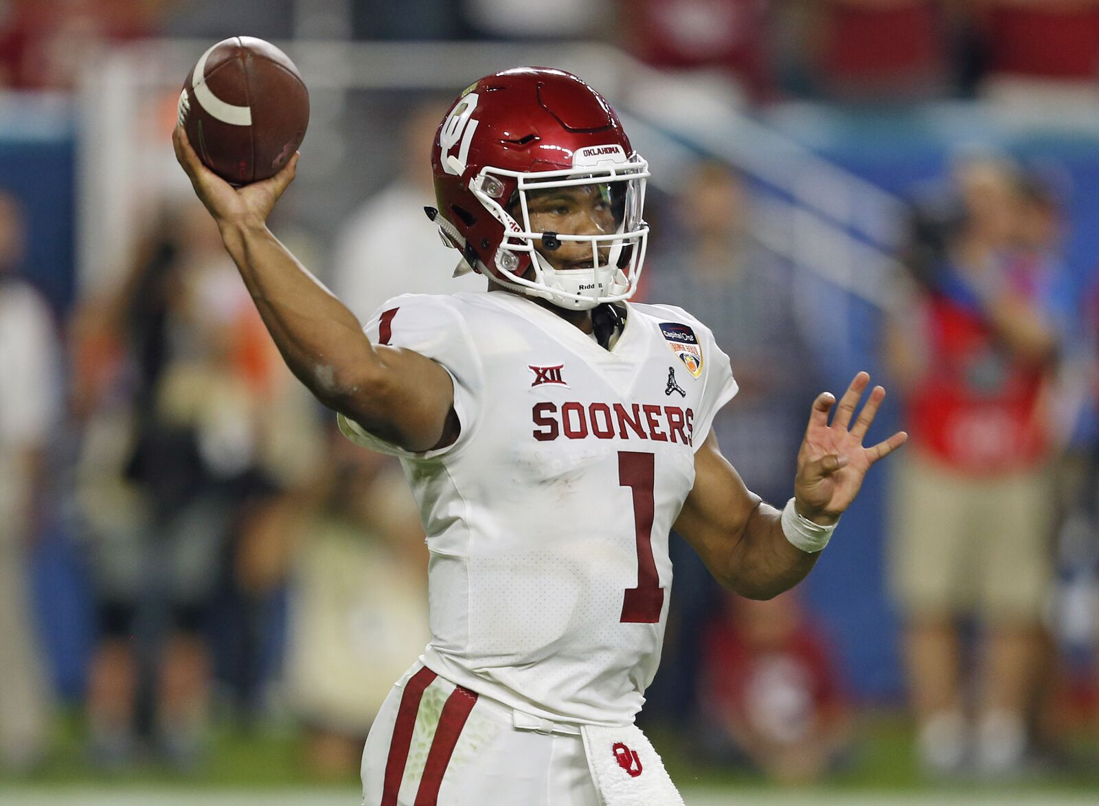 2019 NFL mock draft: Kyler Murray lands with Redskins