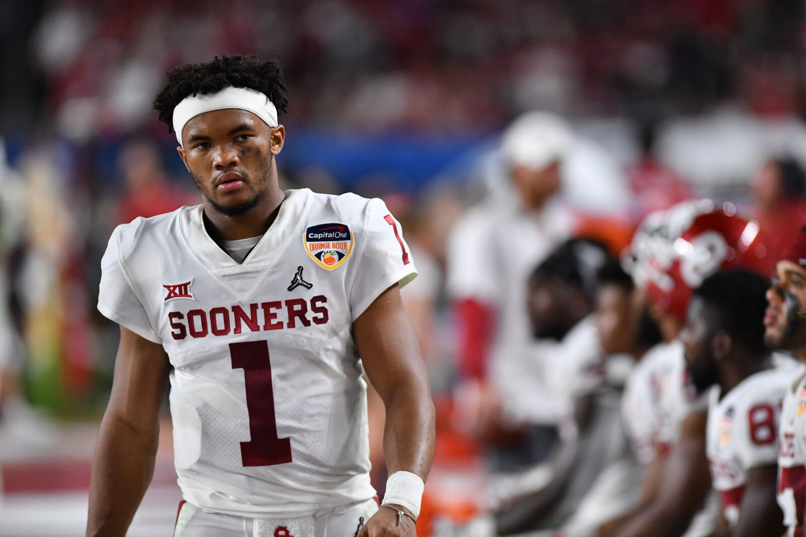 It sure seems like Kyler Murray wants to play baseball