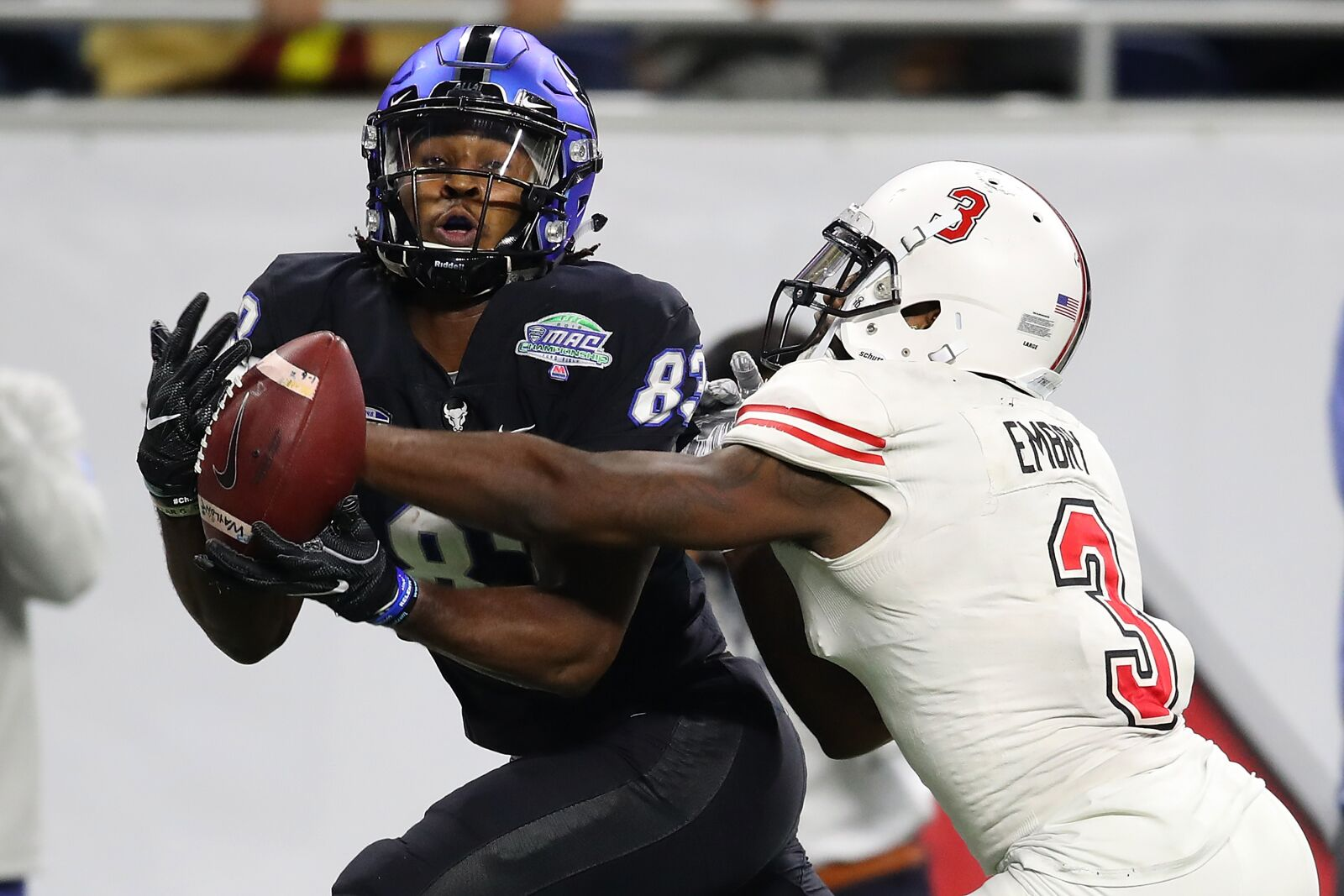 Jalen Embry is going from Detroit to the NFL's doorstep