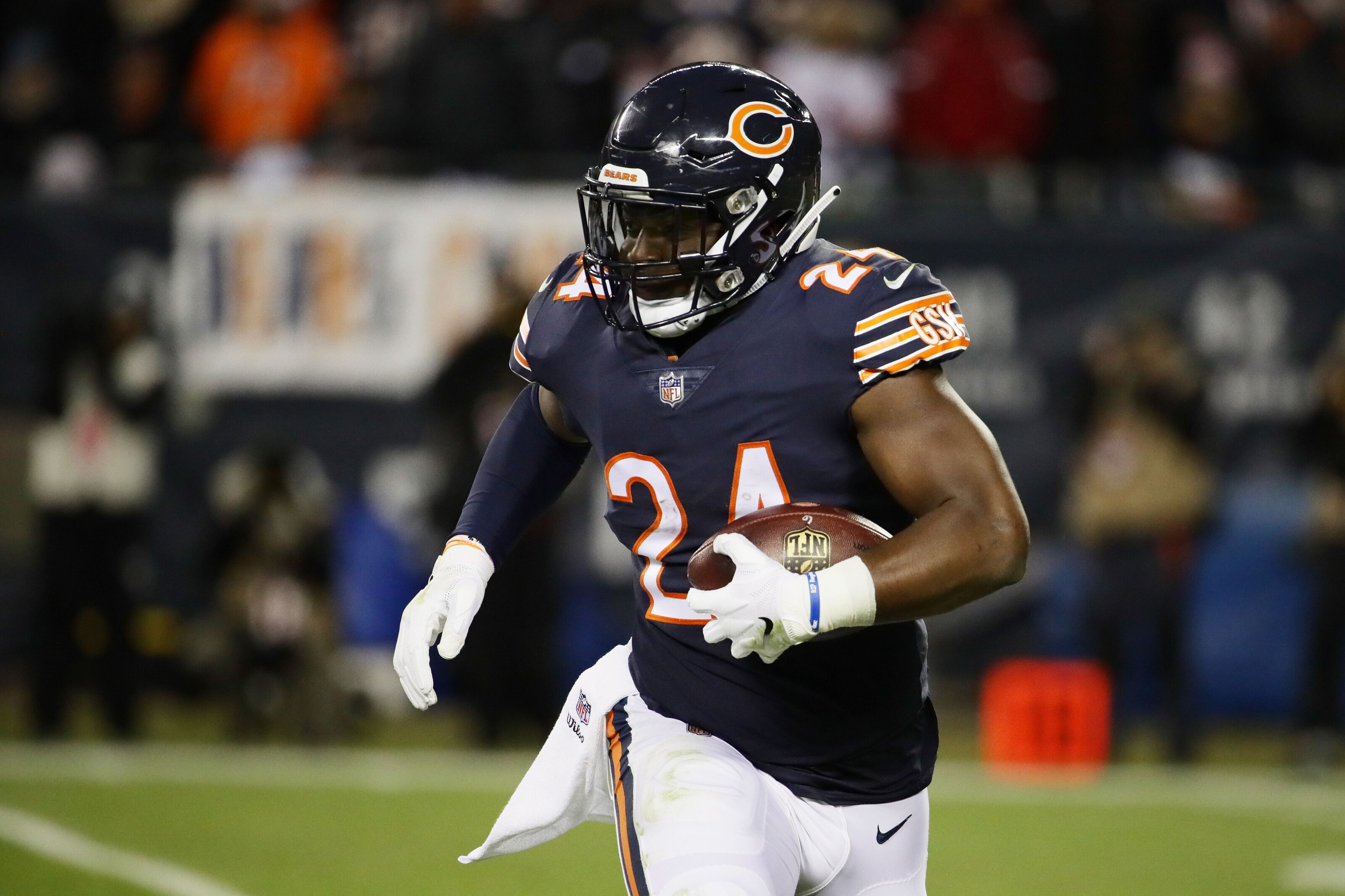 the latest e50c4 7b801 ... Eagles get Jordan Howard from Bears at a bargain price ...