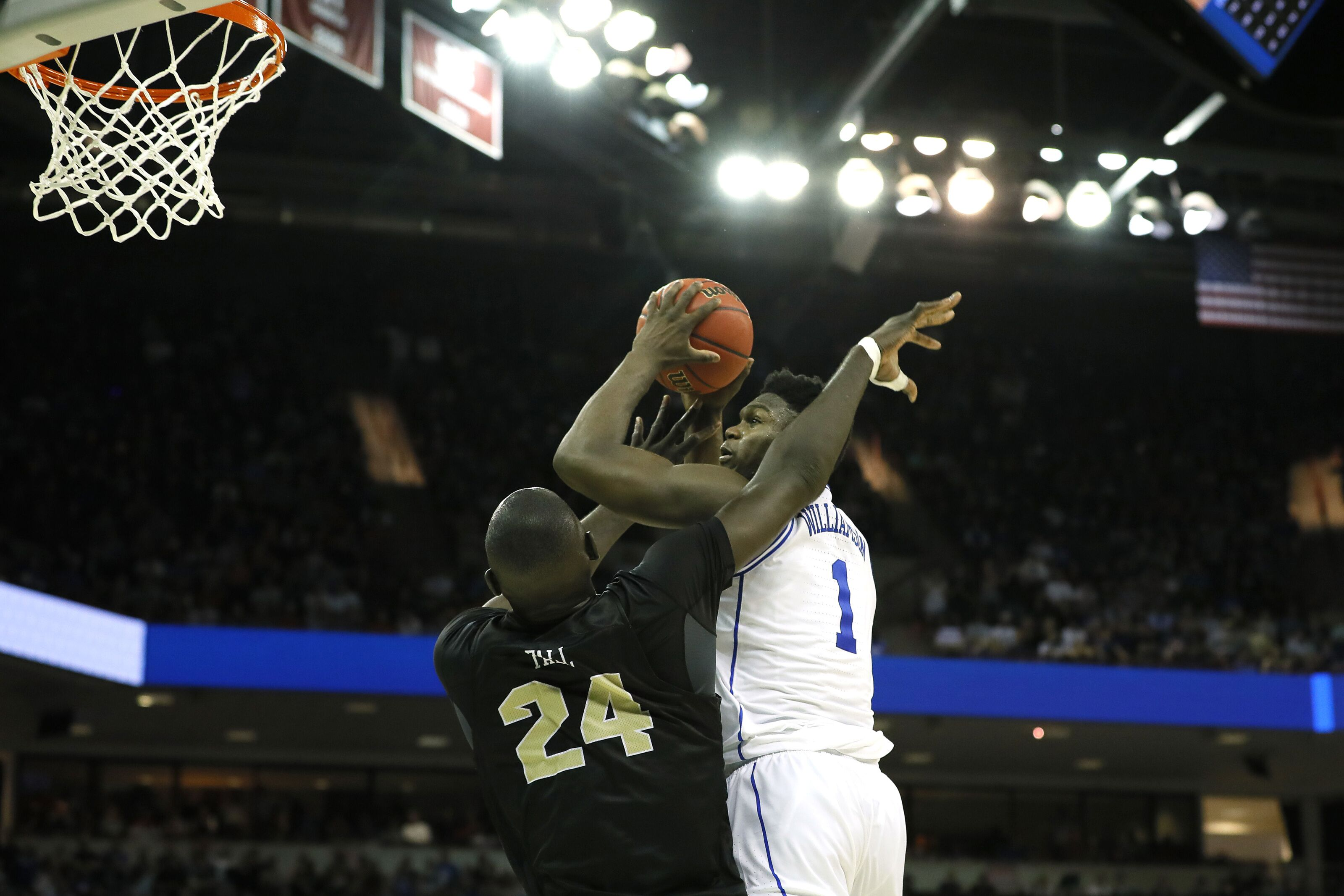 Zion Williamson vs. Tacko Fall and 9 other things from last weekend