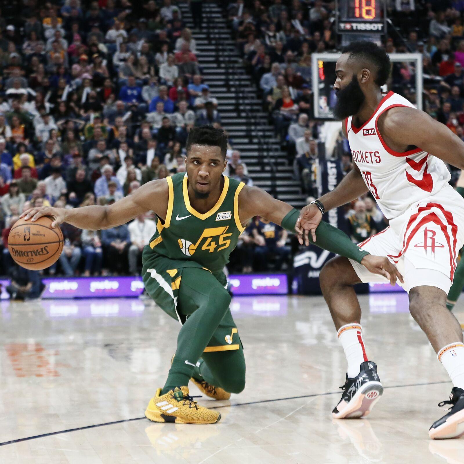 Houston Rockets Vs Utah Jazz: Flipboard: Jazz-Clippers: Game Time, Odds, Schedule, TV