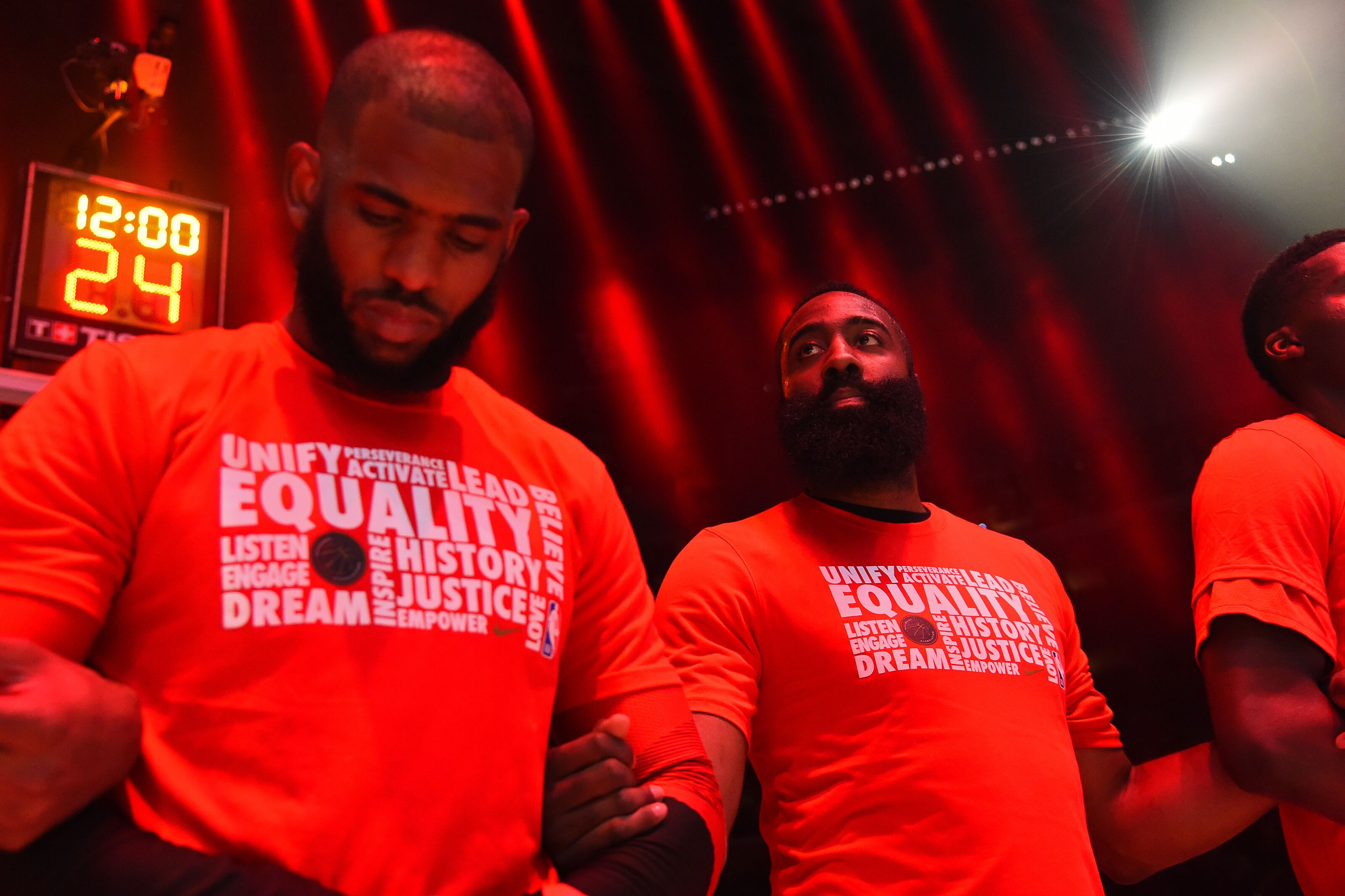 53050a377e9 NBA Playoffs 2019: Everything on the line for CP3, Harden and Houston