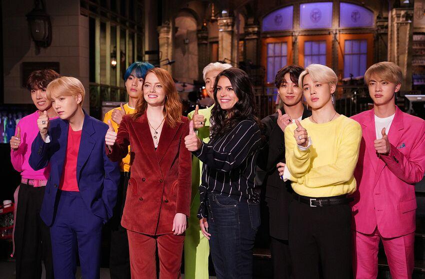 Watch BTS on Saturday Night Live: SNL live stream