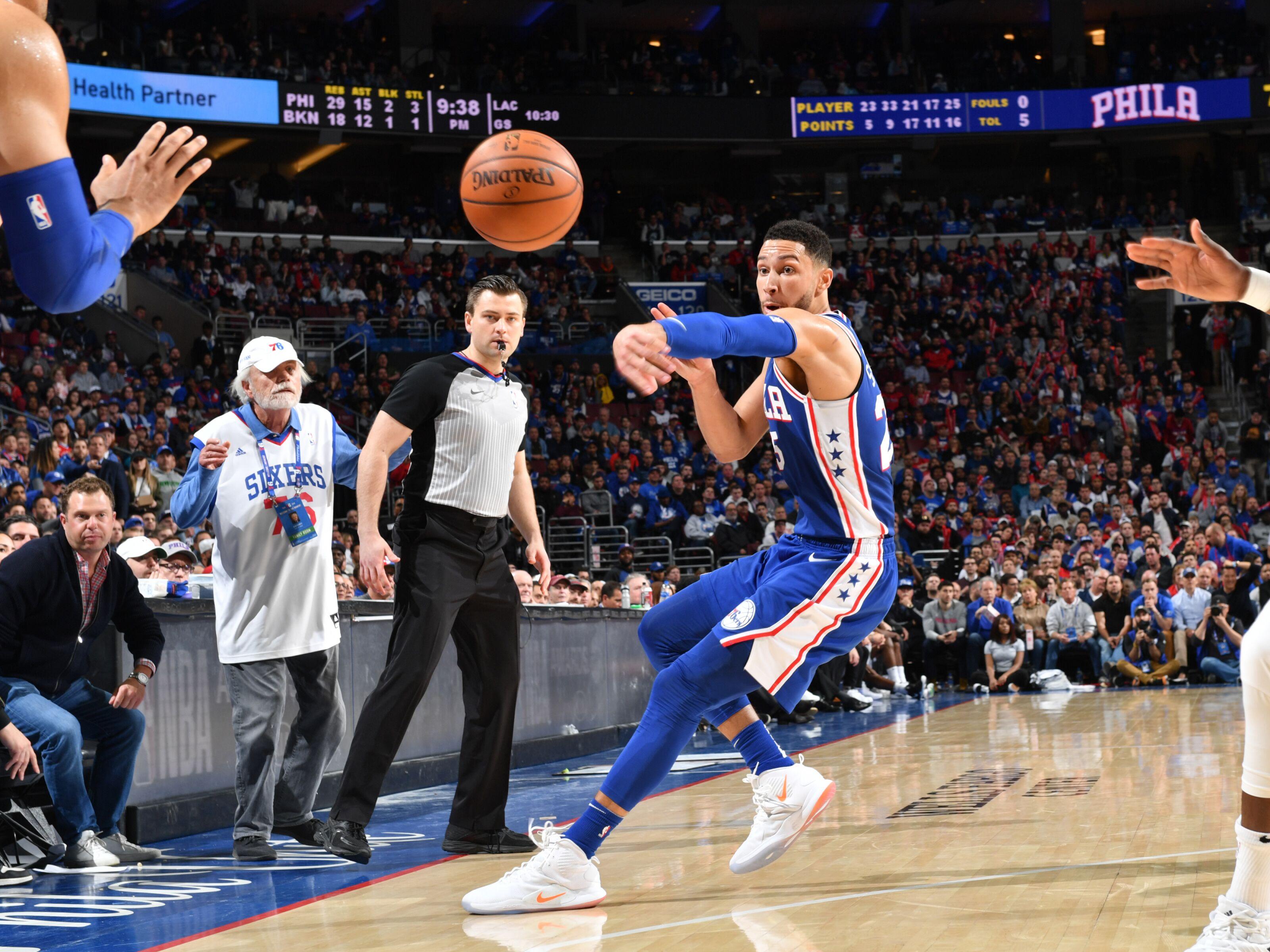 2e6bfcb47f48 NBA Playoffs 2019  Philadelphia 76ers vs. Brooklyn Nets Game 3 live stream   Watch online