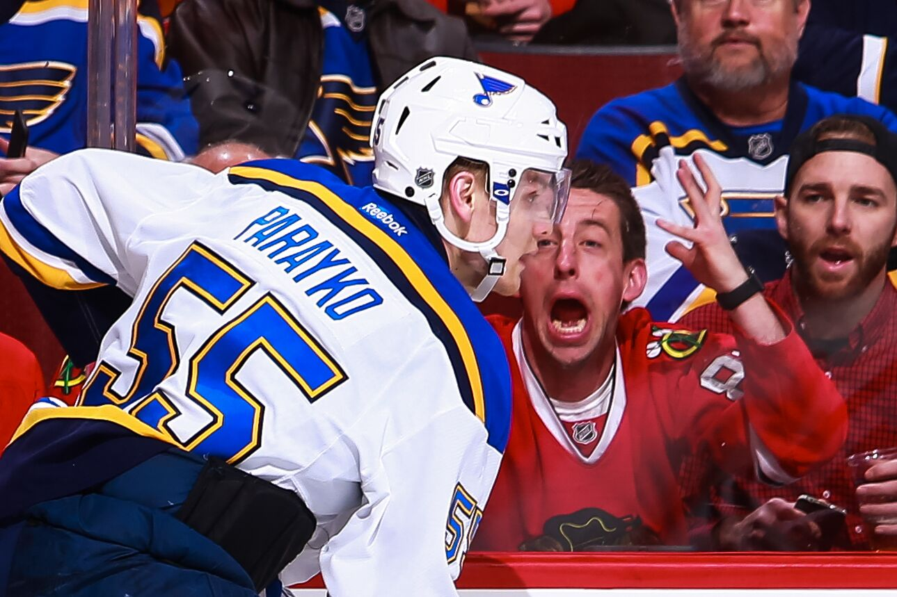5 Stages of Grief: How to recognize someone with an NHL postseason problem
