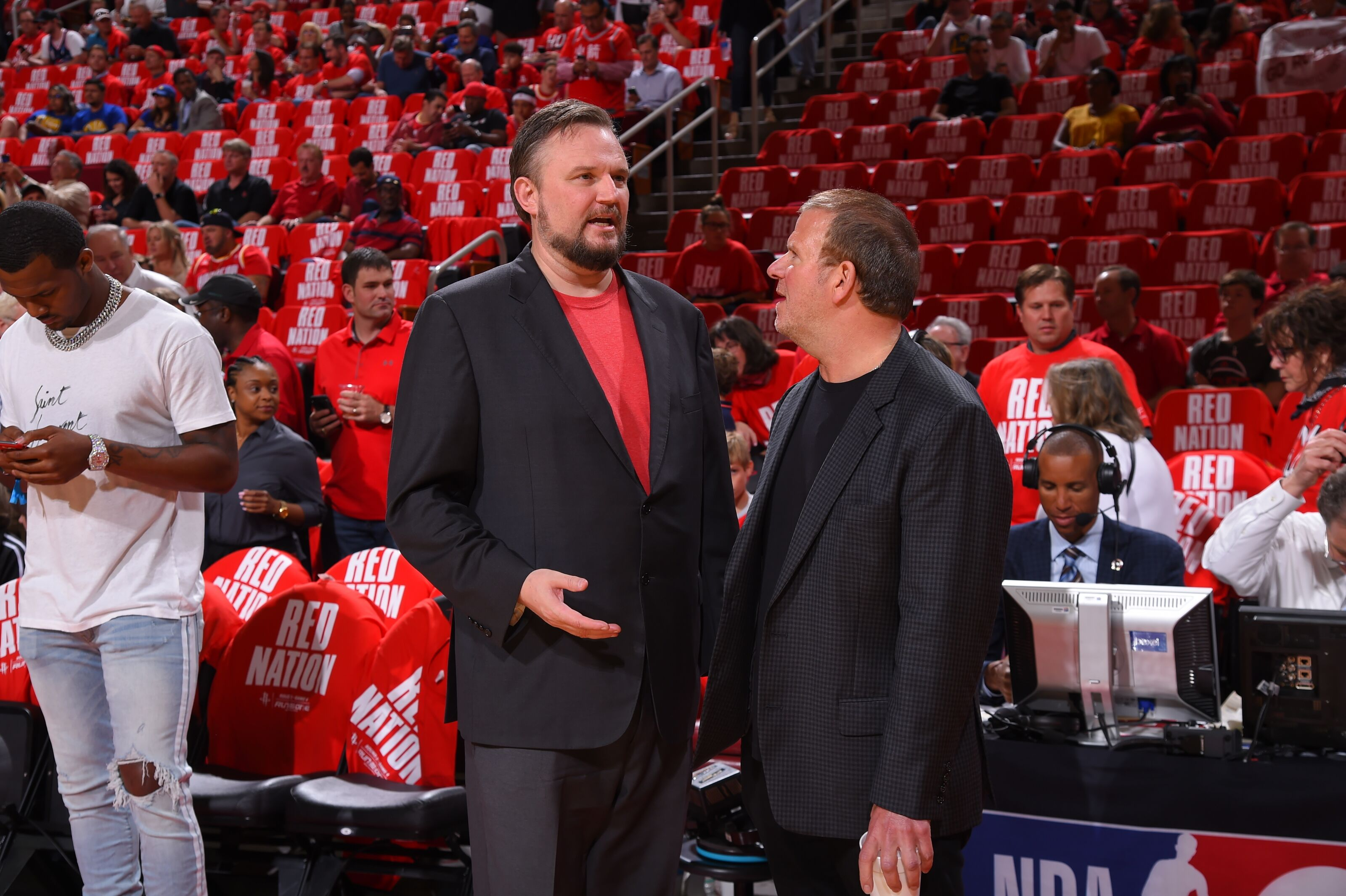 Roxit: All you need to know about the Houston Rockets leaving the NBA
