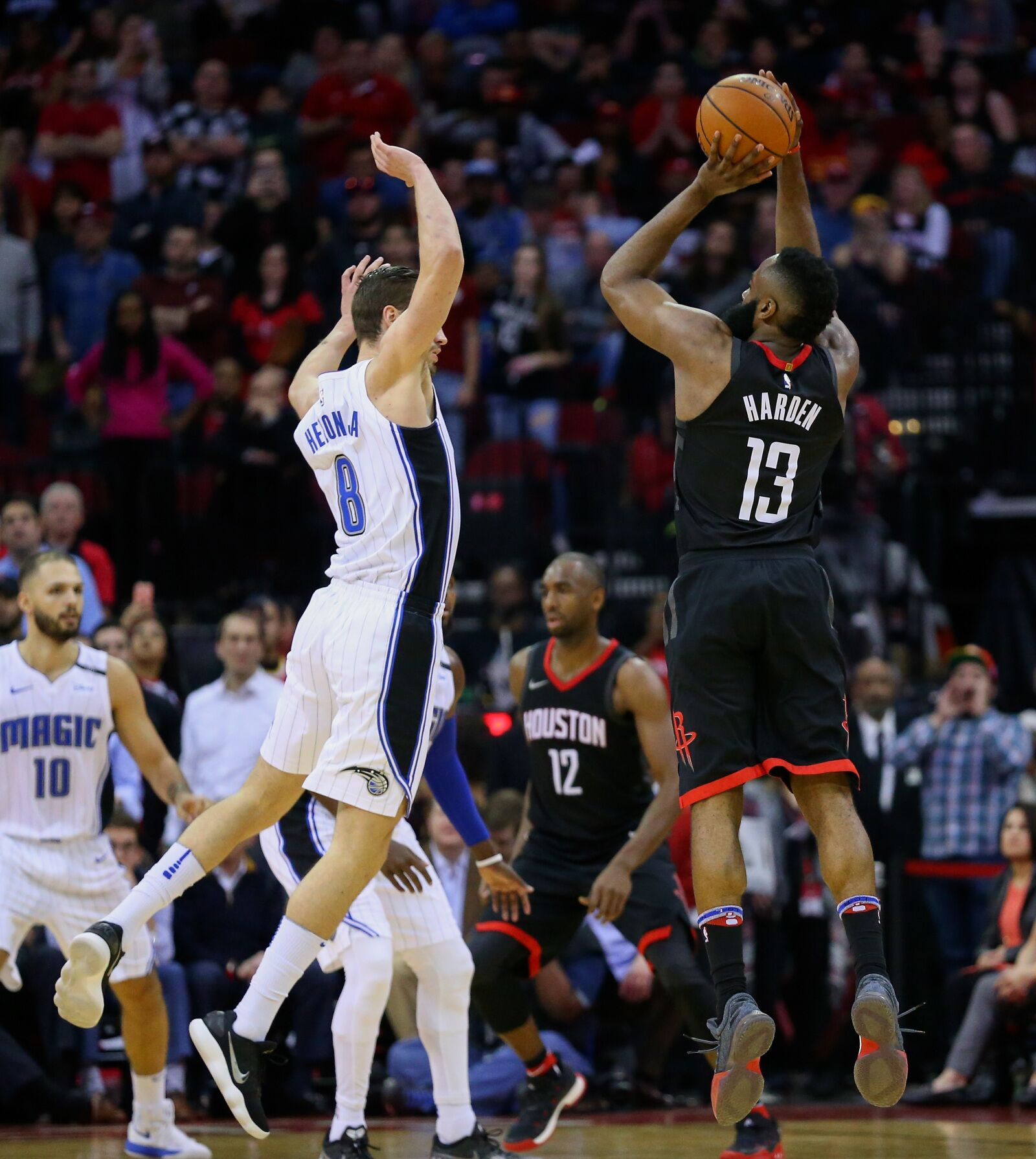 Nylon Calculus: James Harden has opened a 3-point loophole