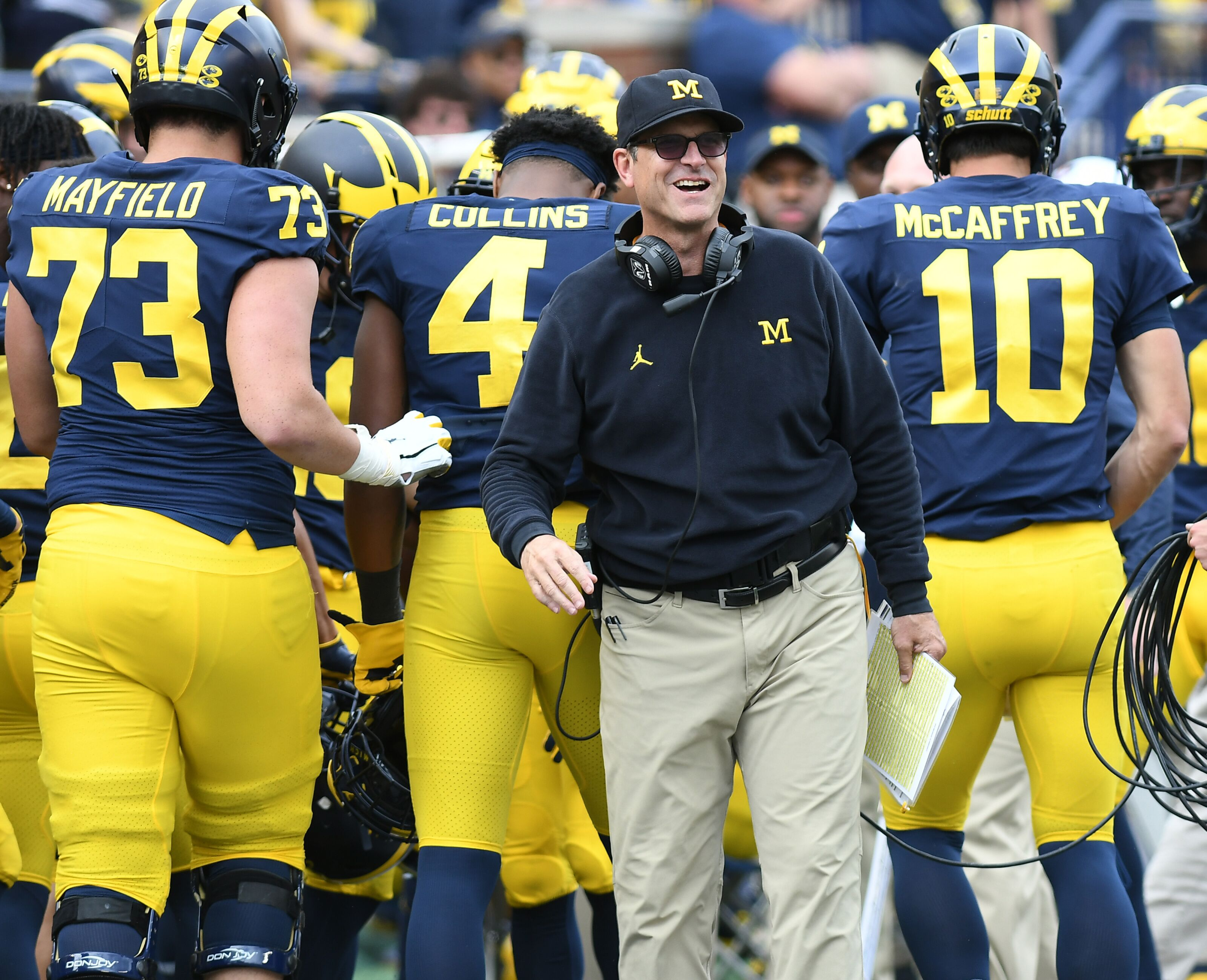 2019 Big Ten win totals, betting advice and predictions: Is it finally Michigan's year?