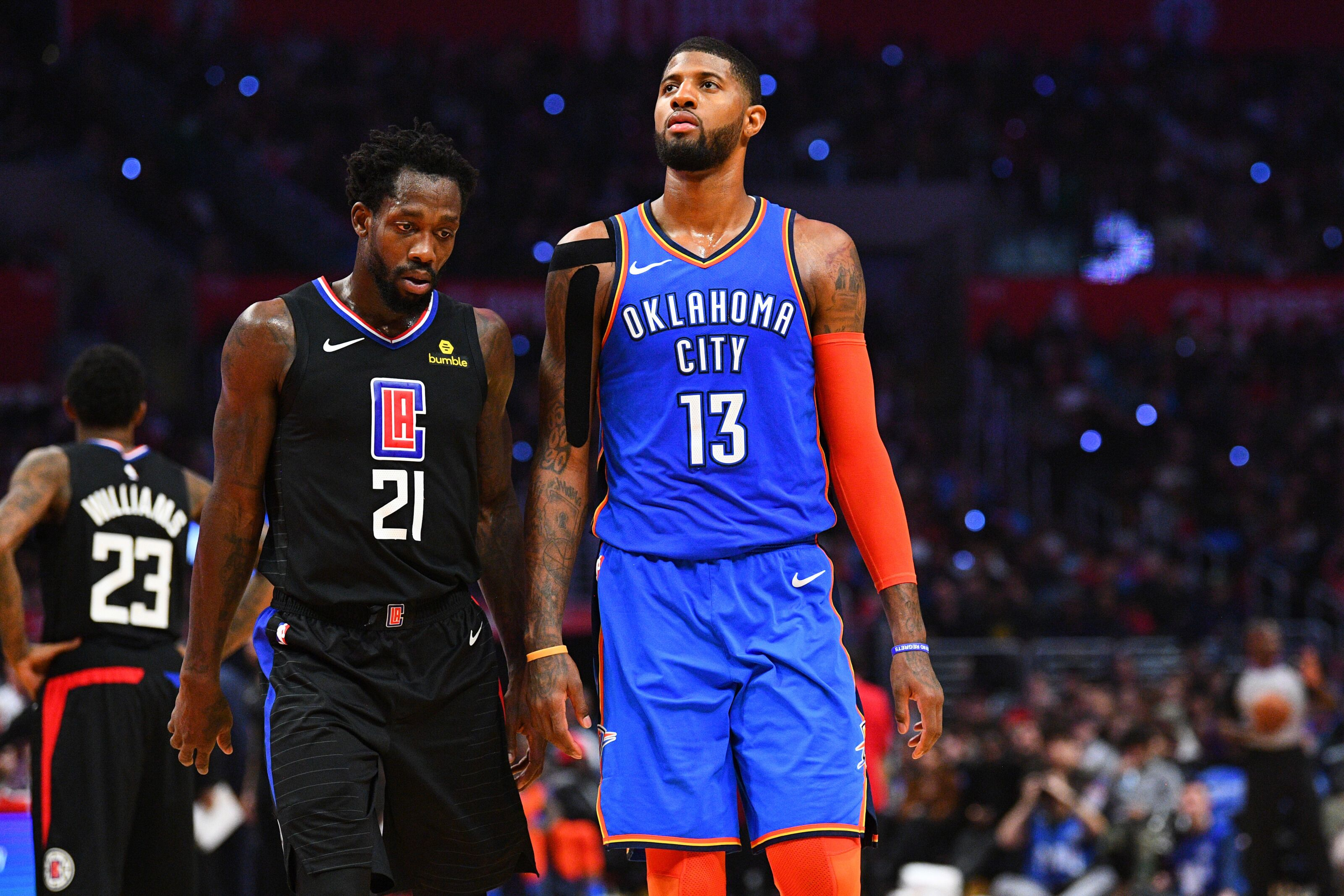 The Clippers have the pieces for an elite perimeter defense