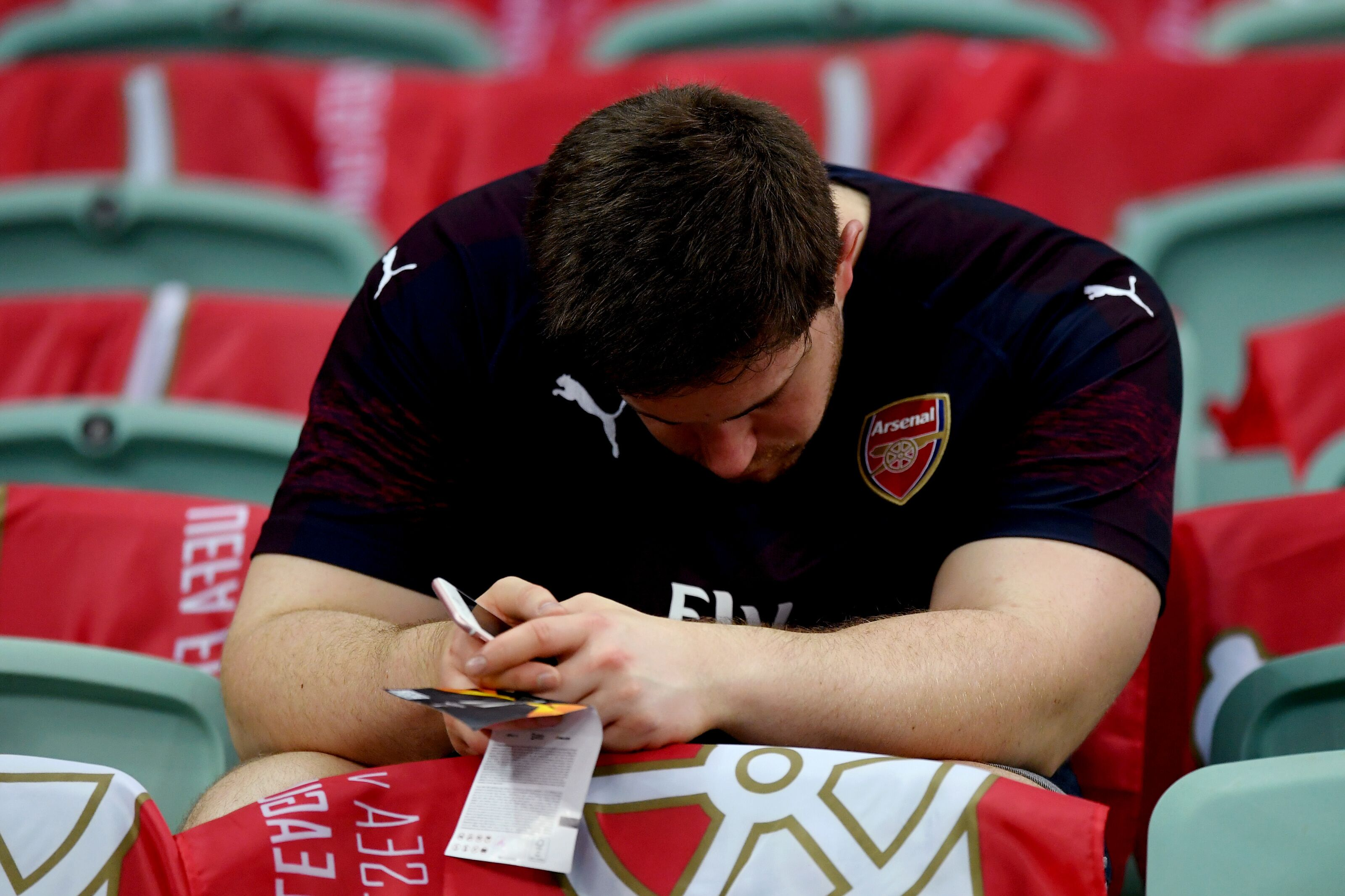 Arsenal is a giant mess and has seemingly lost its way