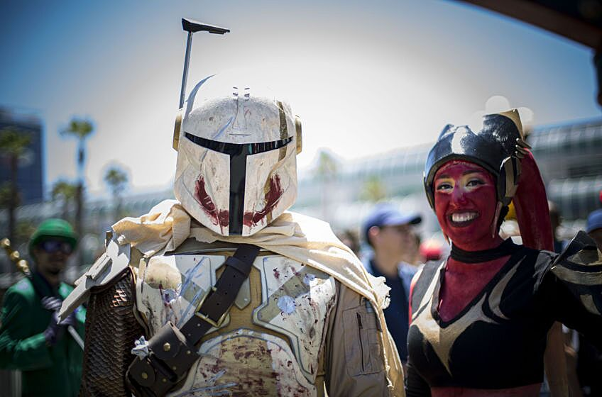 SDCC: The best cosplay at San Diego Comic-Con 2019 (PHOTOS)