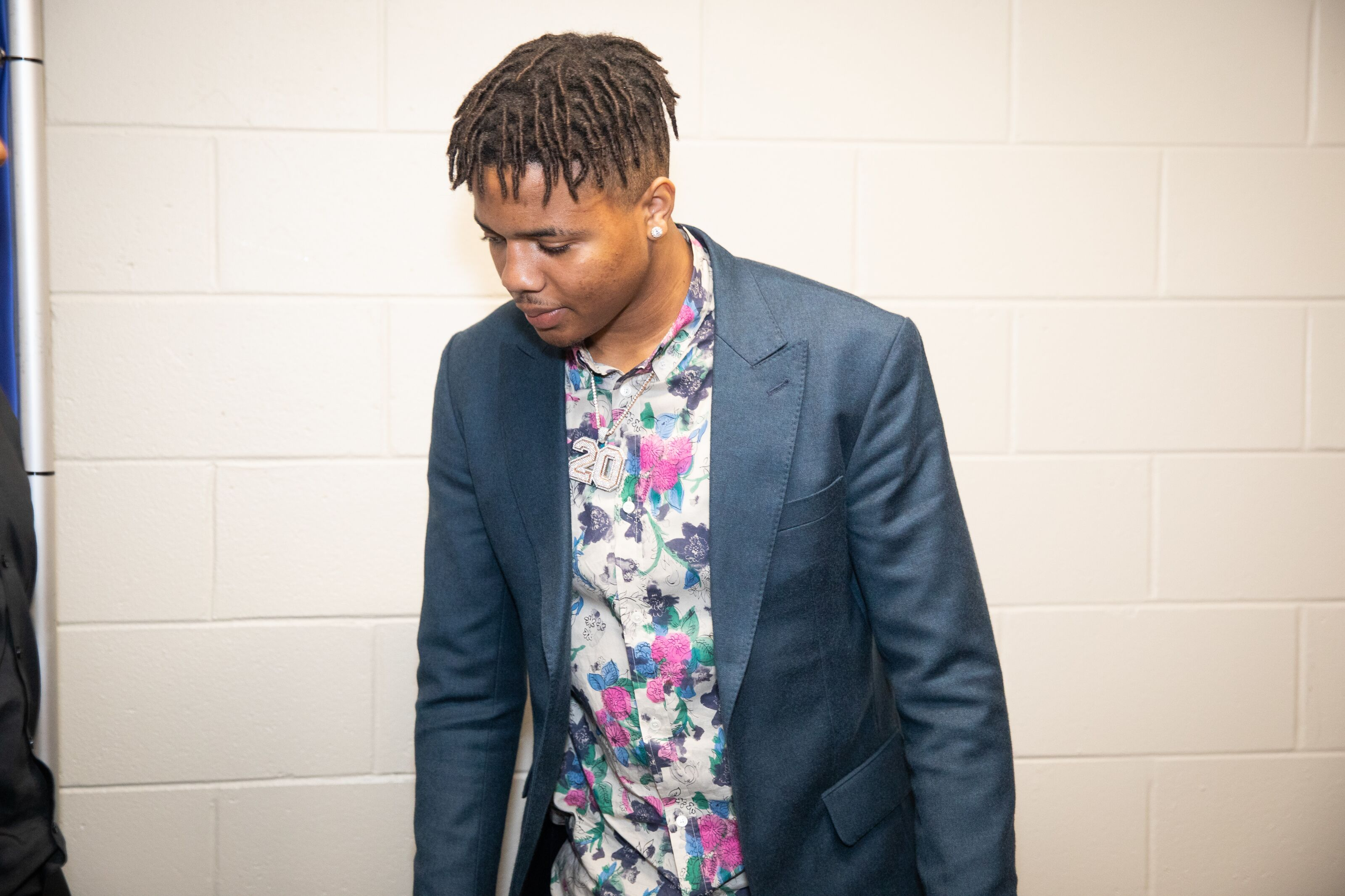 On fandom, booing, Andrew Luck and (sigh) Markelle Fultz