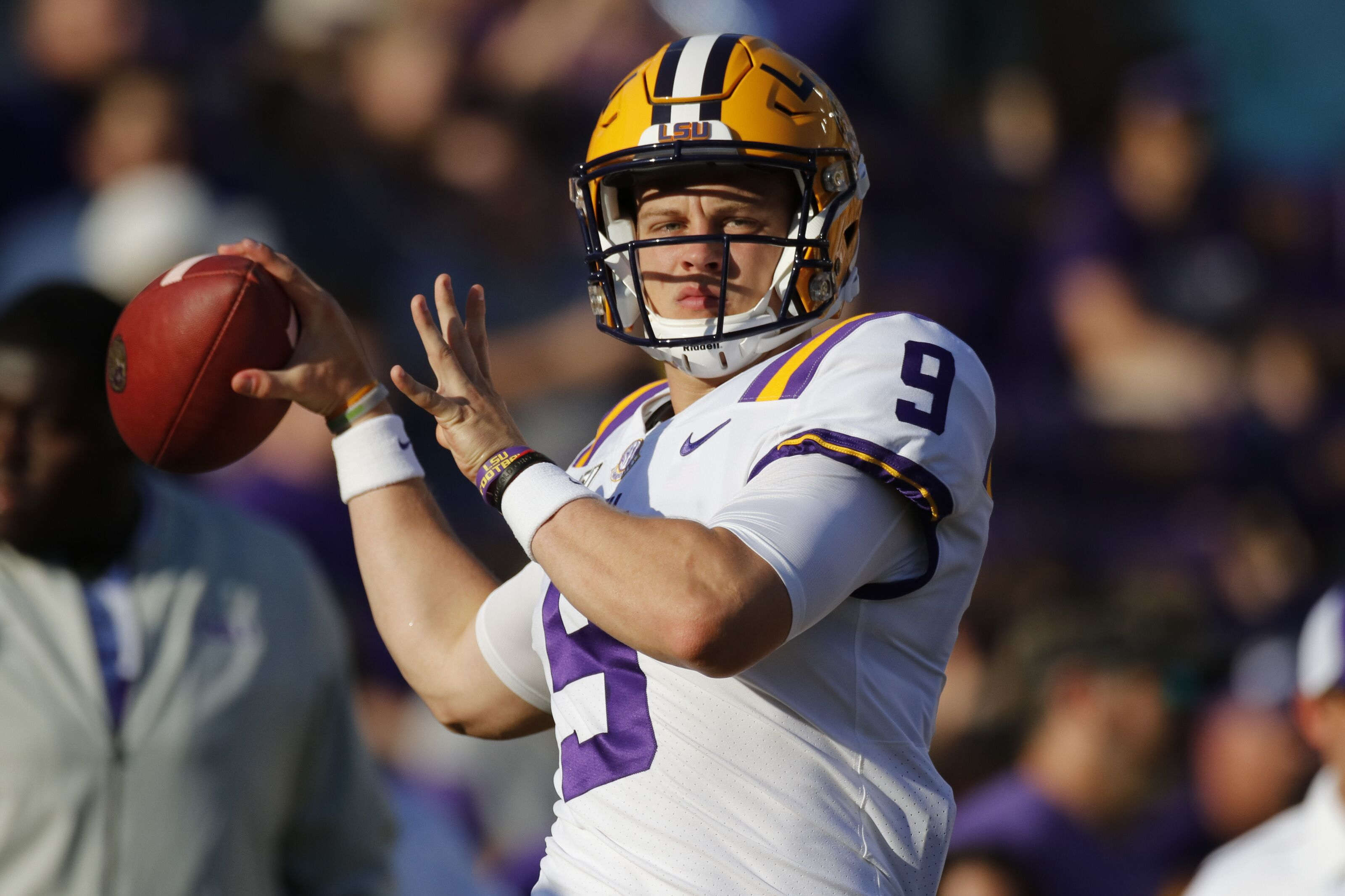 The 2 Joes: How Burrow and Brady transformed LSU into SEC contenders
