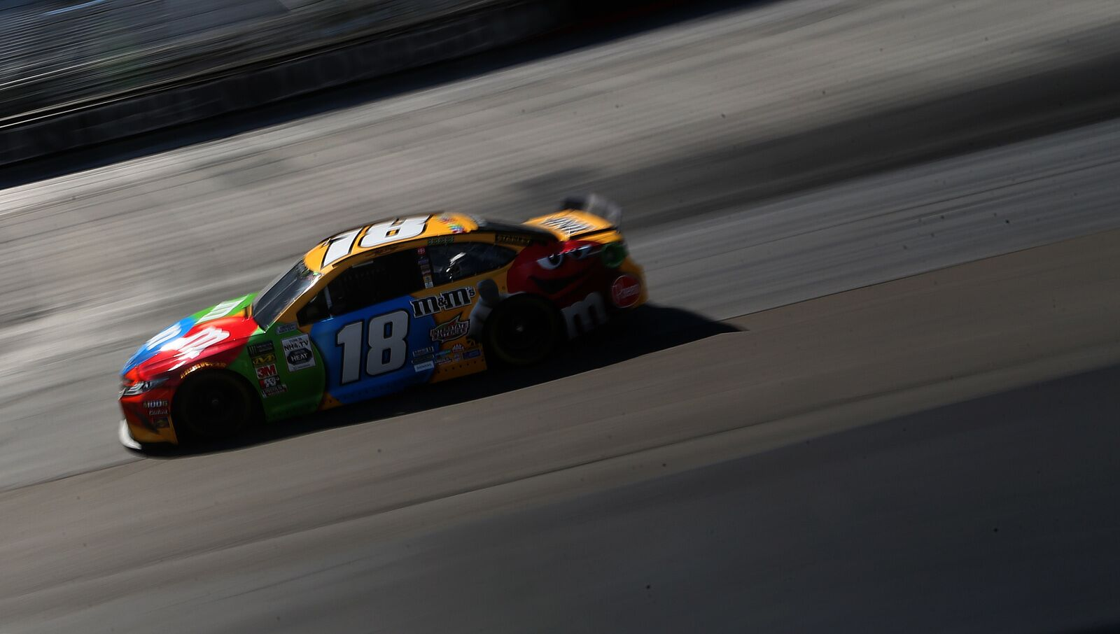 Kevin Harvick thinks Kyle Busch can become the second greatest driver ever