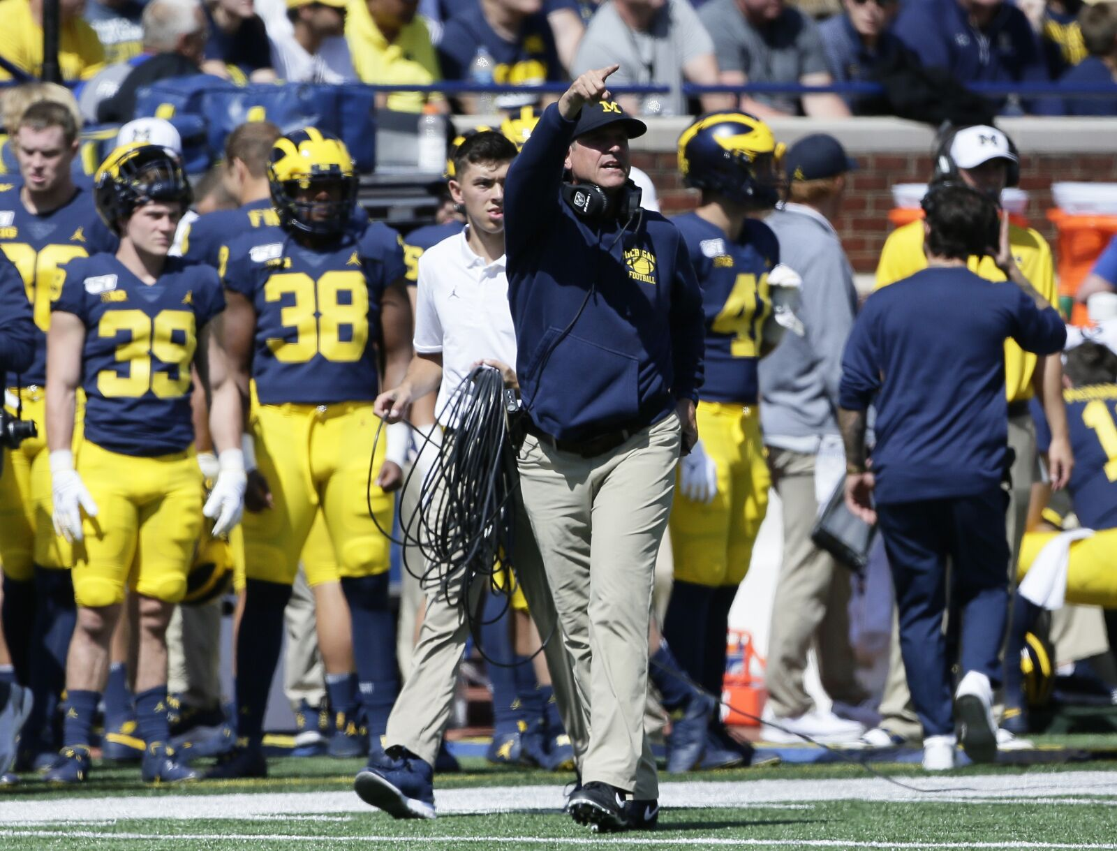 College football Week 4: Top 25 schedule and predictions – Will Michigan beat Wisconsin?
