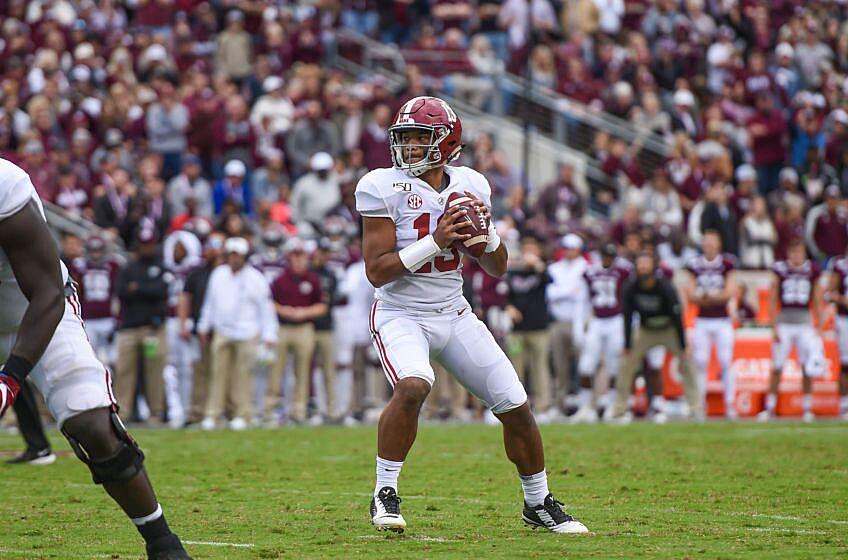 Best Available Nfl Draft 2020.2020 Nfl Draft Top 10 Quarterback Rankings Is Tua A