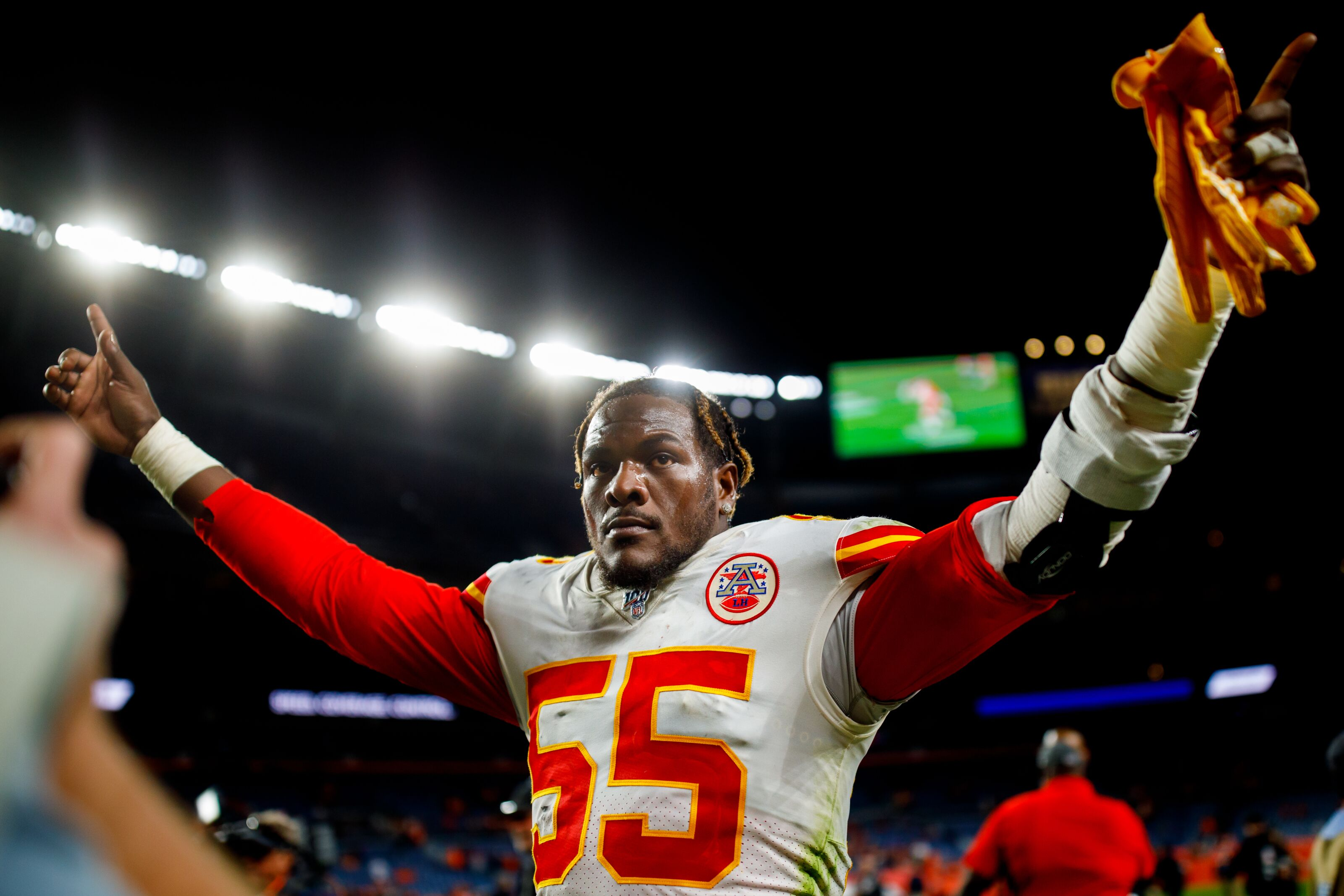 Chiefs show character, toughness after Patrick Mahomes injury