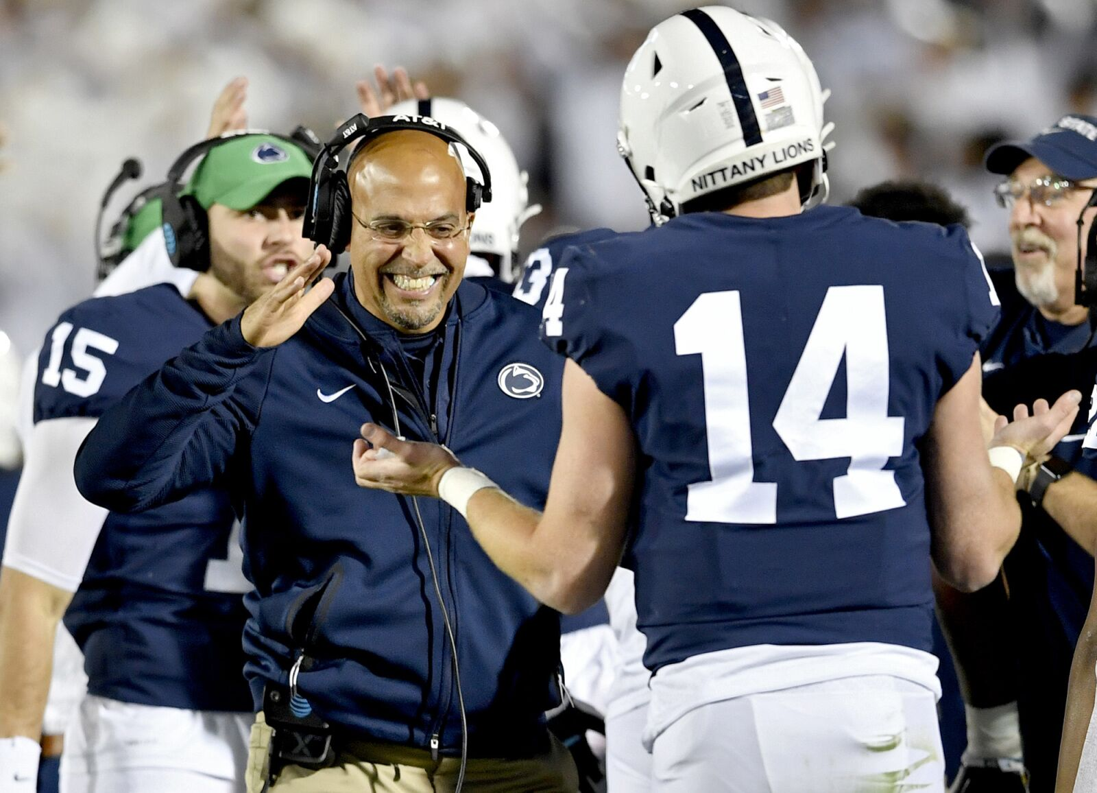 AP Poll Top 25 winners and losers, Week 9: Penn State up to No. 6; Wisconsin, Michigan tumble