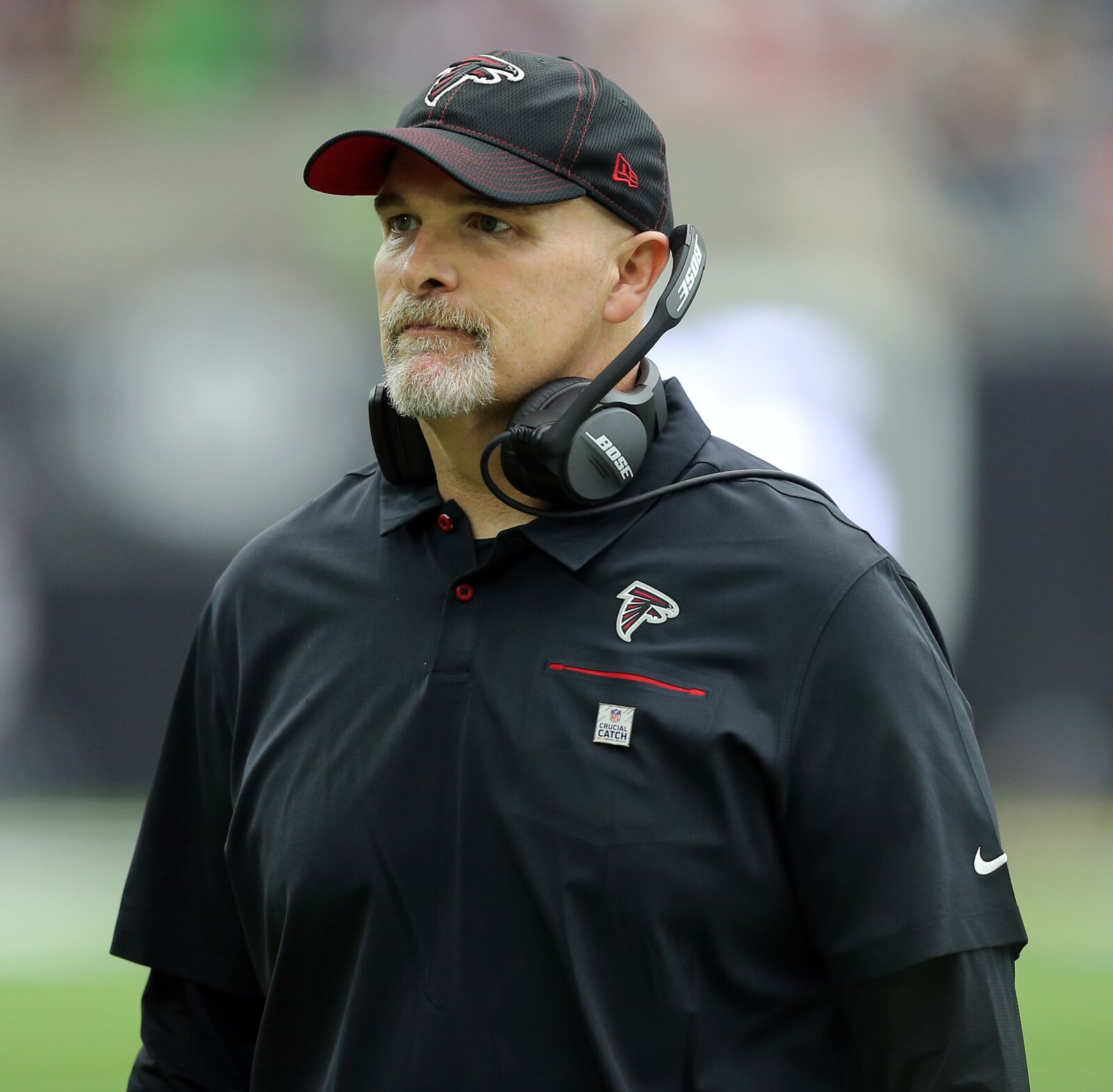 Dan Quinn lost his job with Falcons' loss vs. Texans