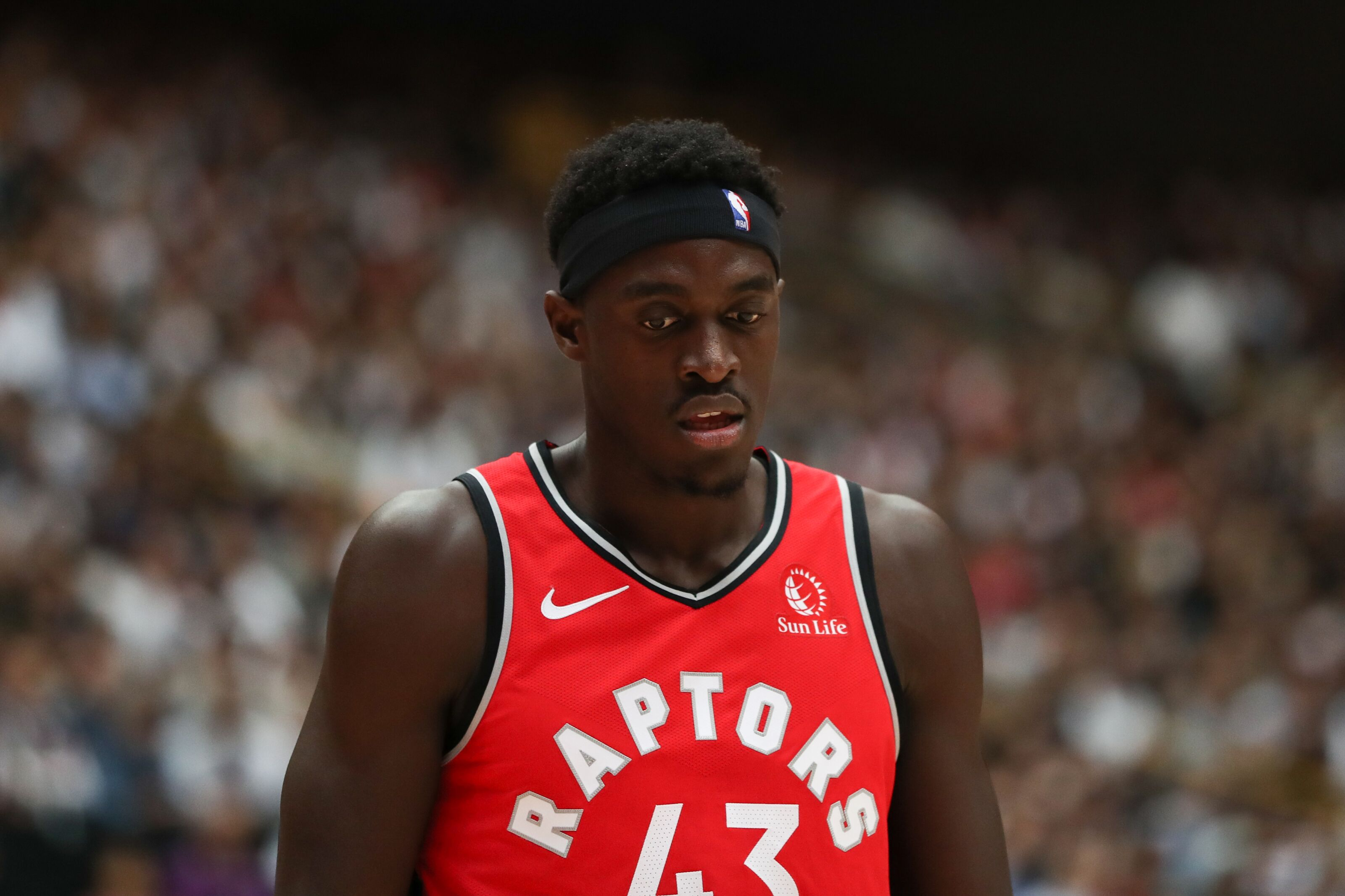 As expected, Pascal Siakam is the new face of the Raptors