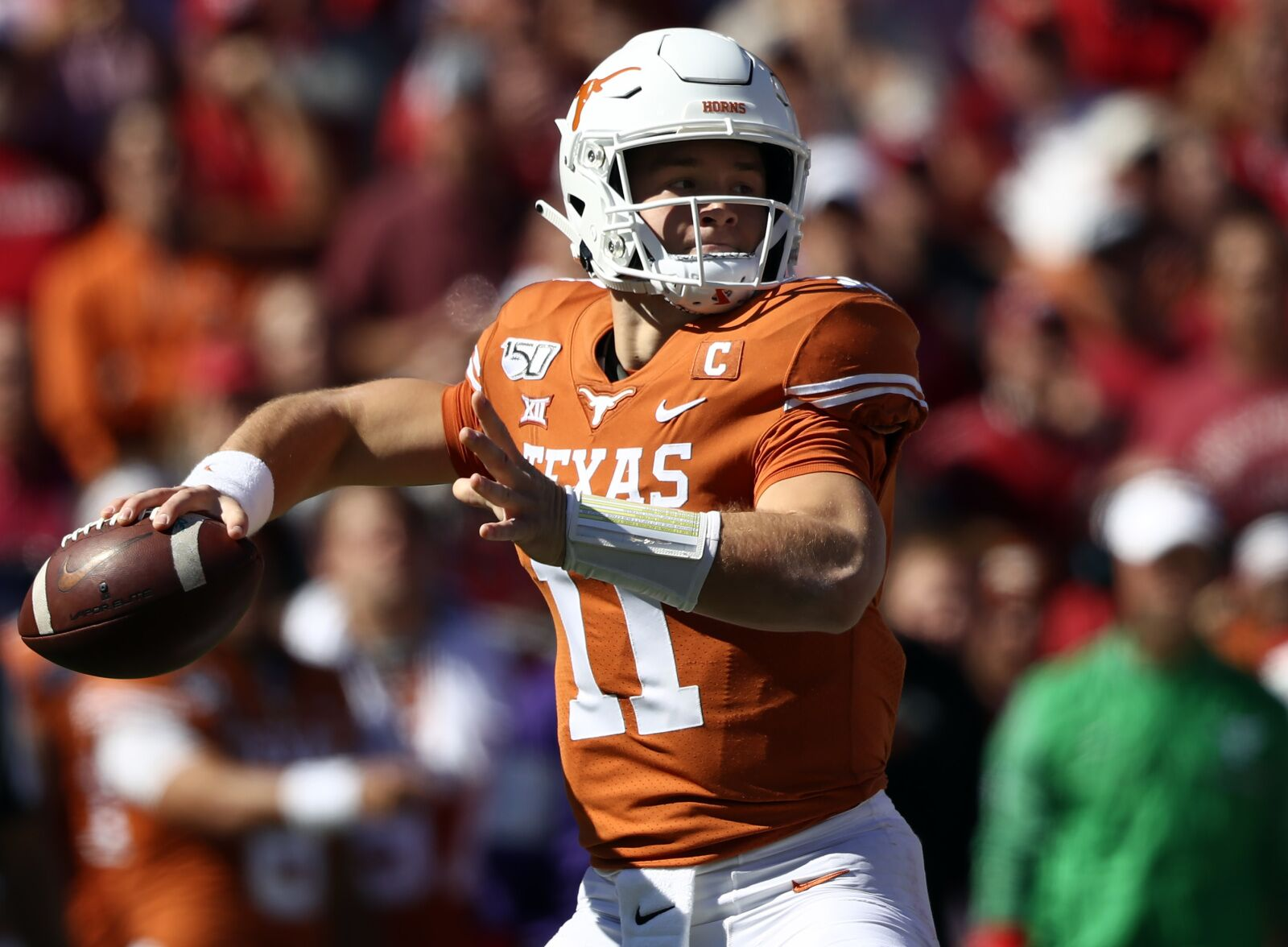 Texas-Kansas was the game of the year no one saw thanks to The Longhorn Network