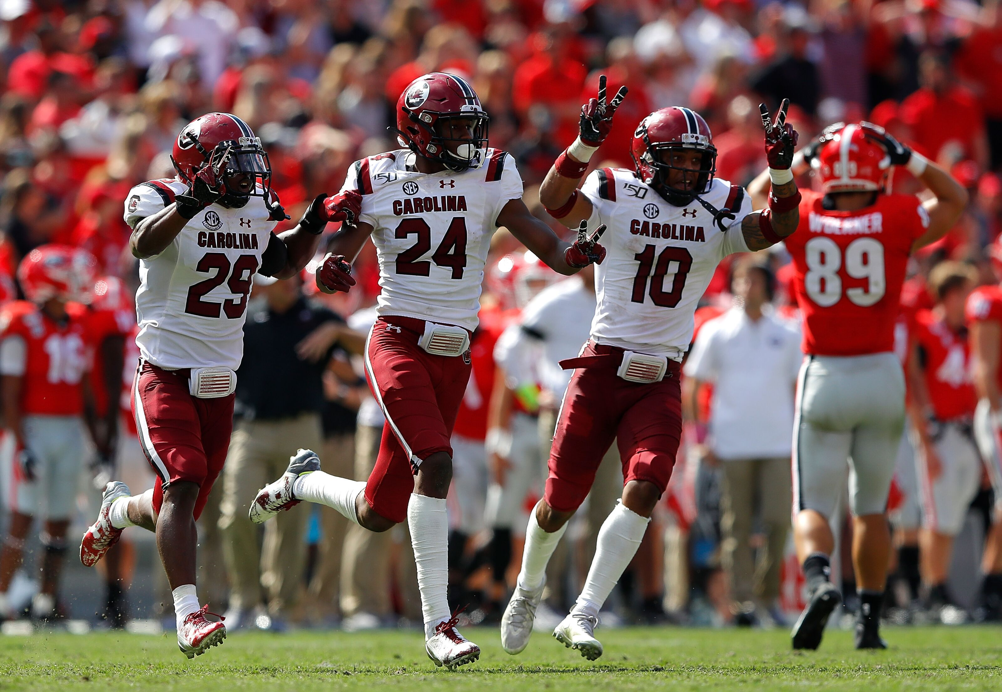 College football: 10 best and 10 worst teams of Week 7 – South Carolina stunner